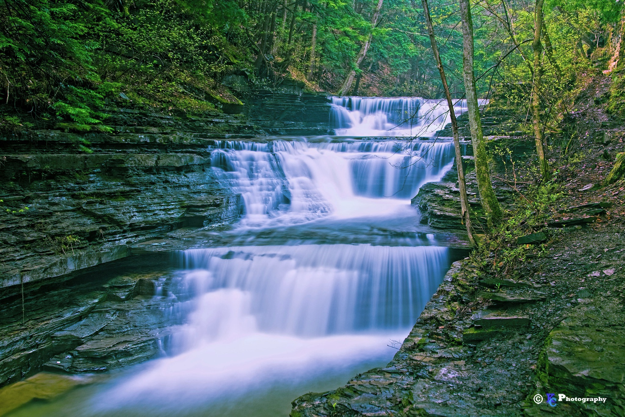 Great Water Flow by KCphotos57