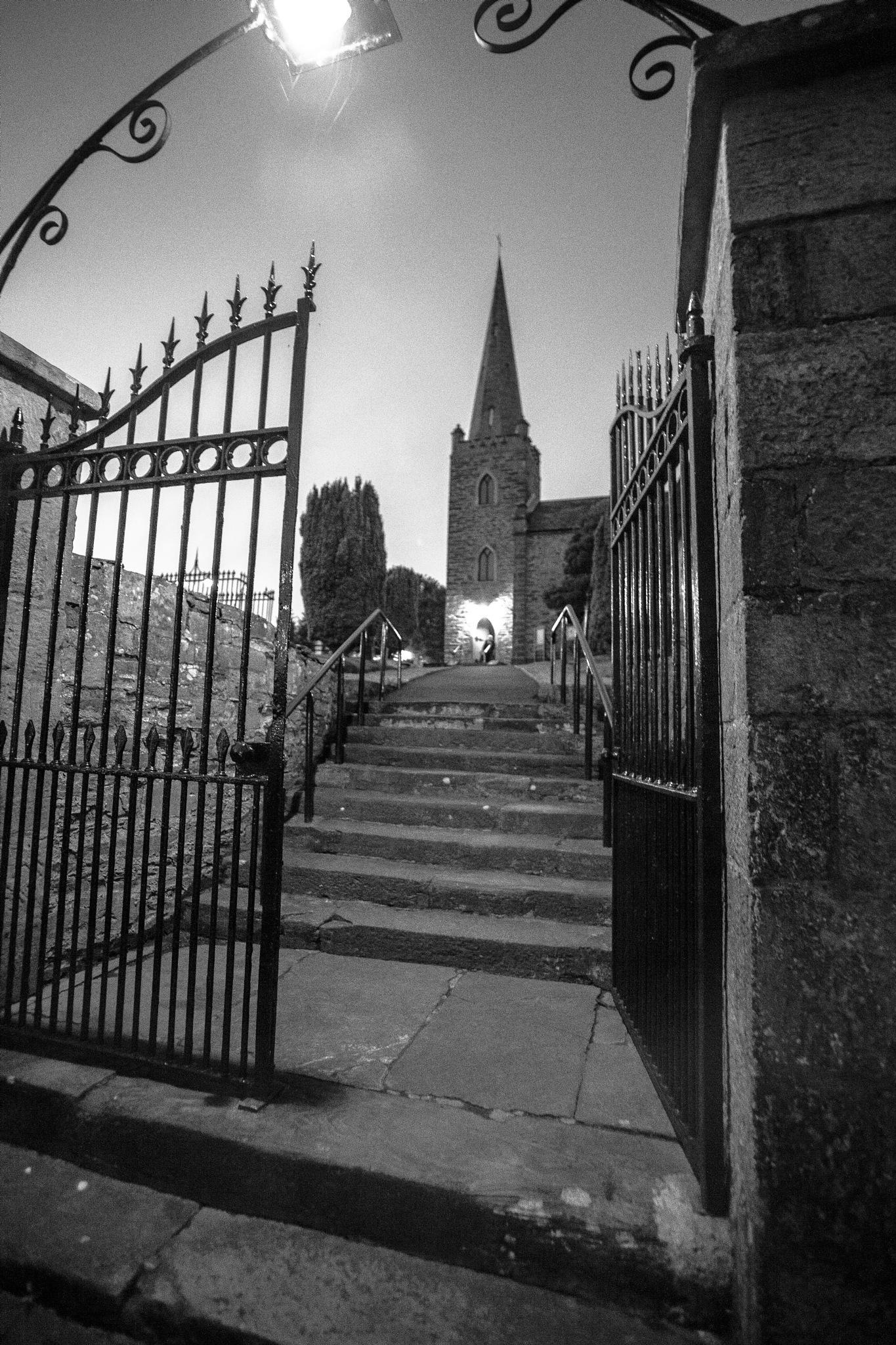 gateway to heaven by heston kelly