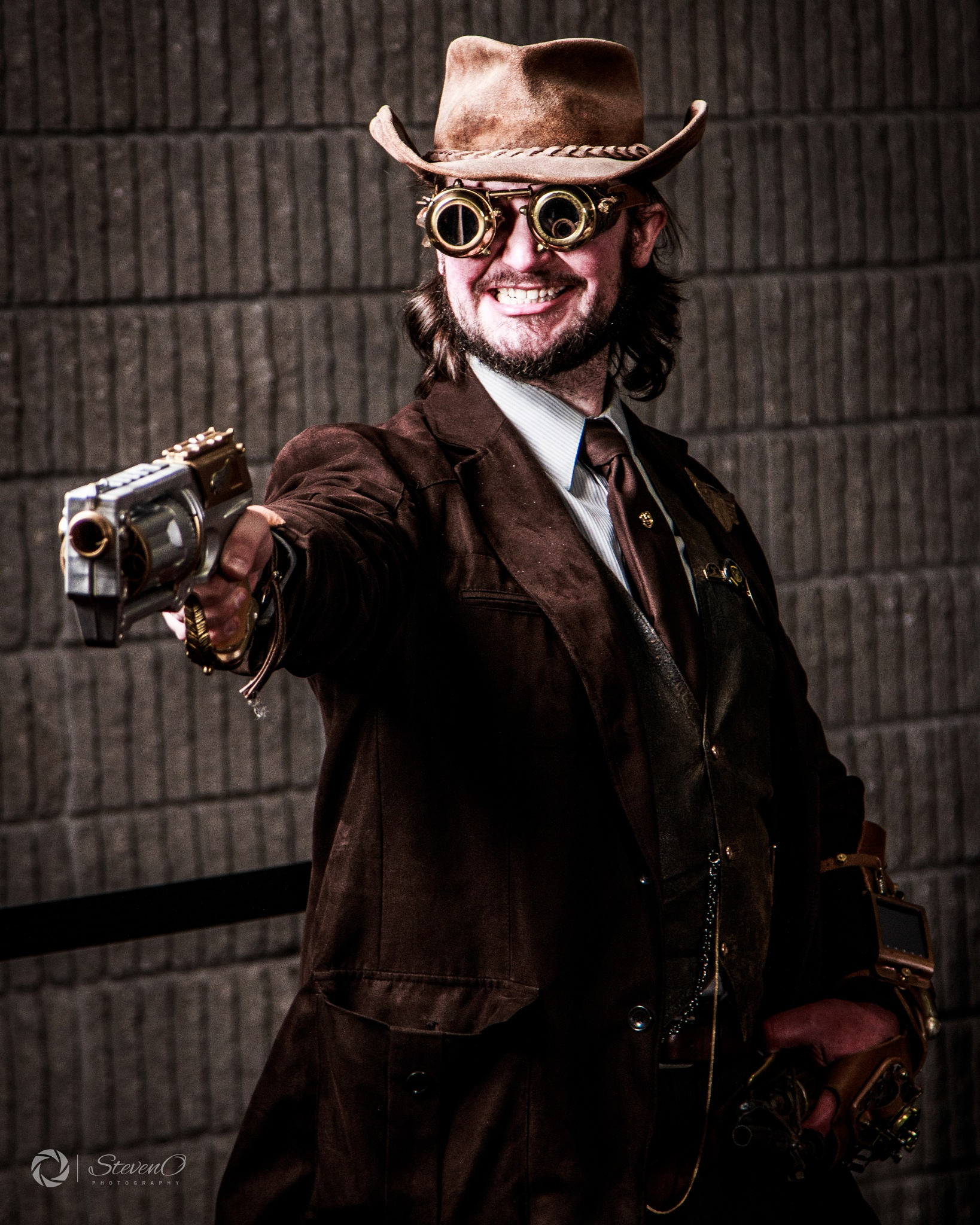 Steampunk by stevenophotography