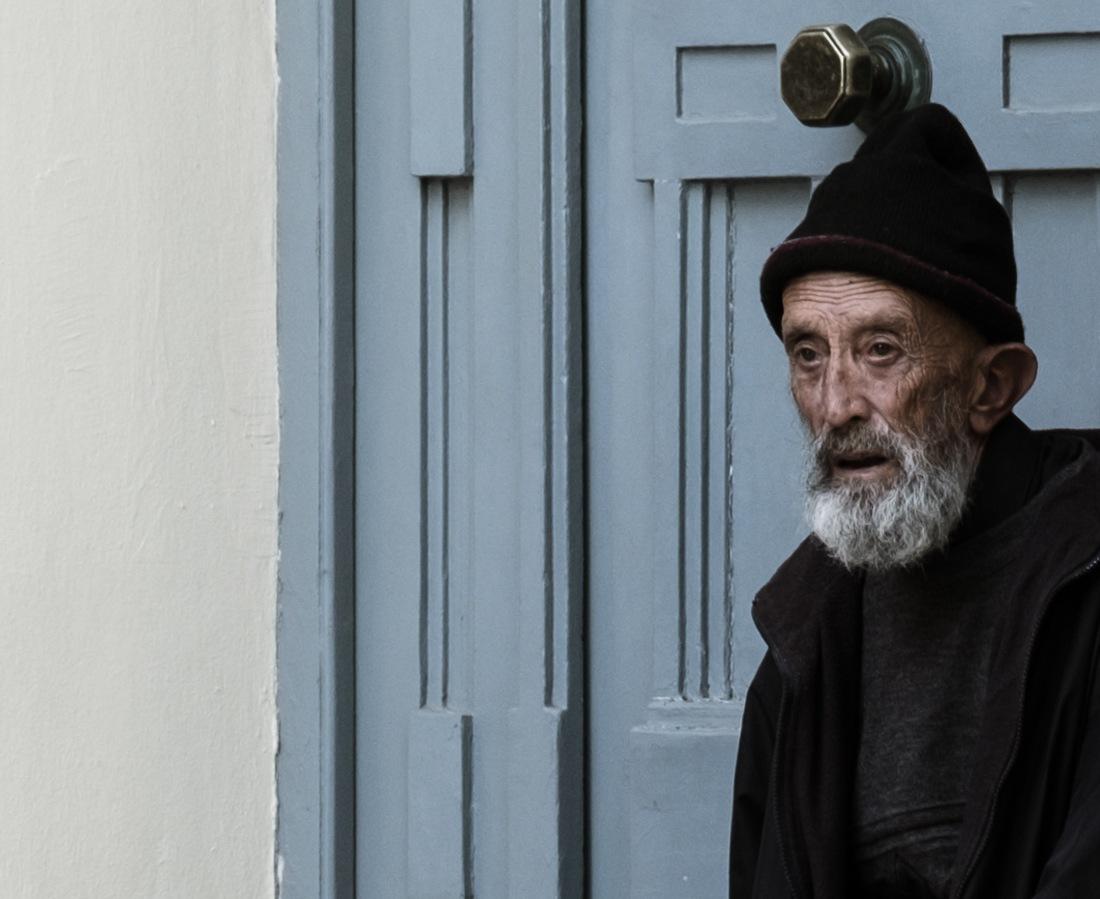 The old Man by Kontadakis Kyriakos