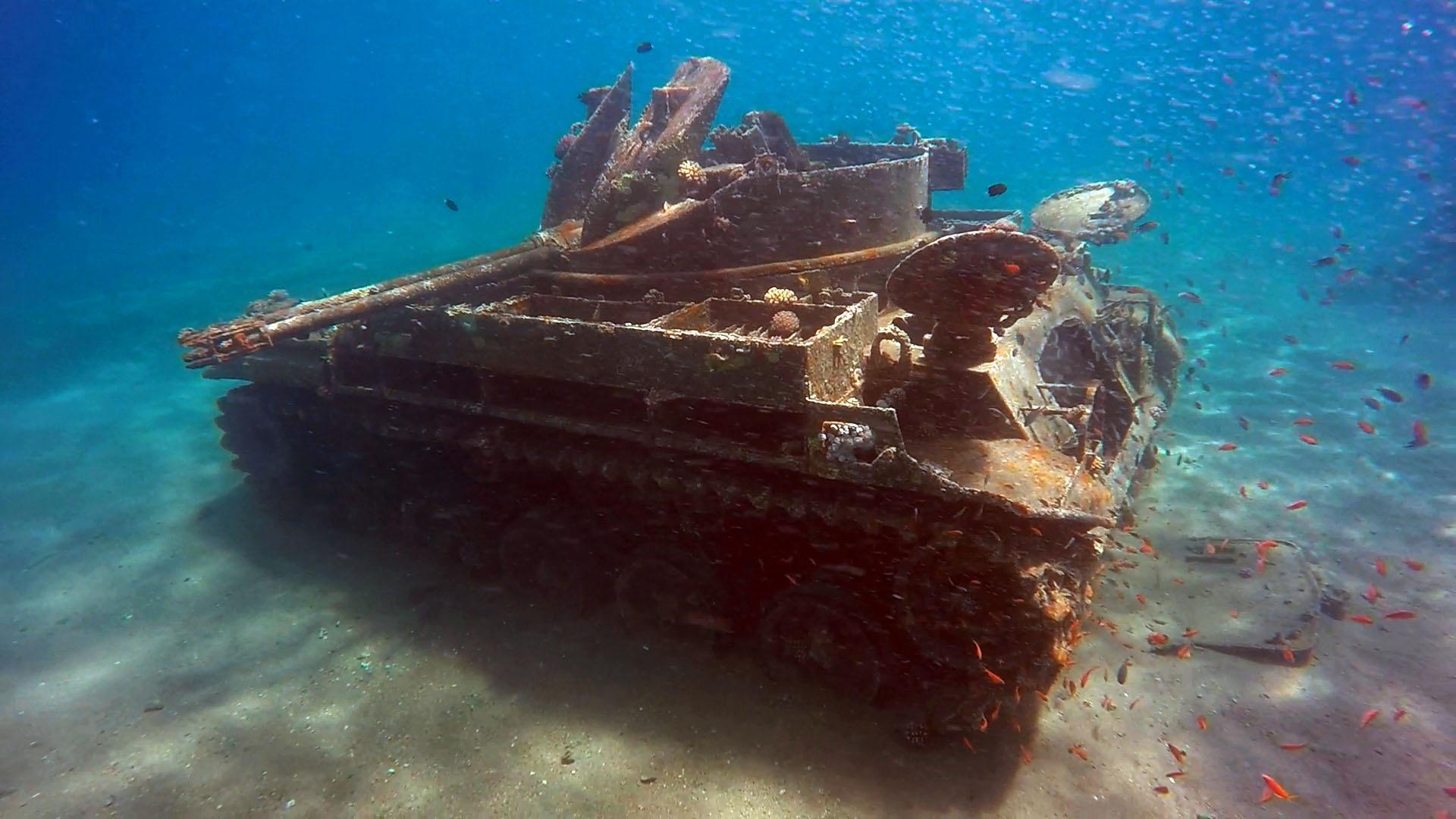 The tank by Hassan Alkadi