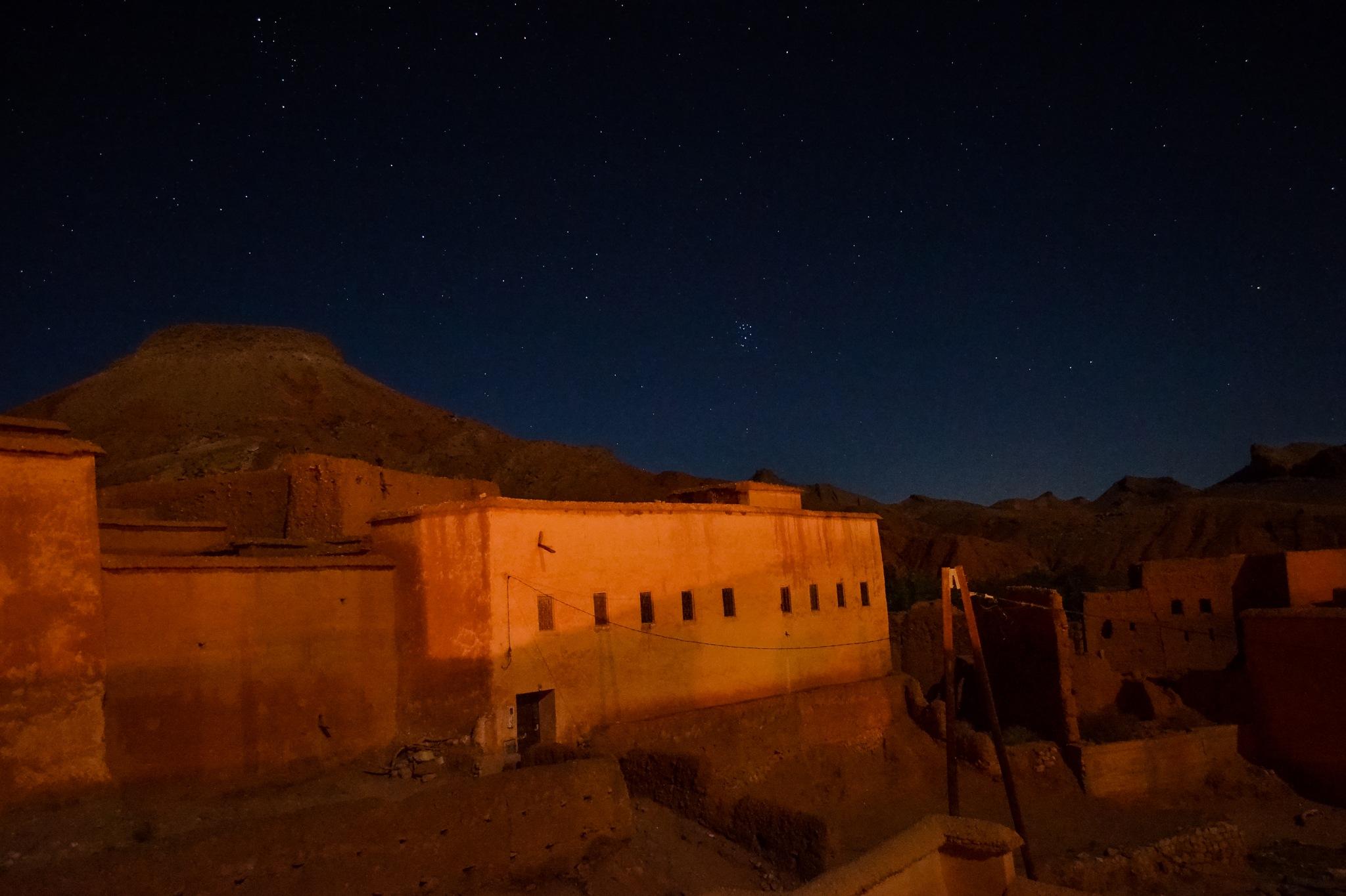 thr night by Abderrahim Ouaya Oubrahim