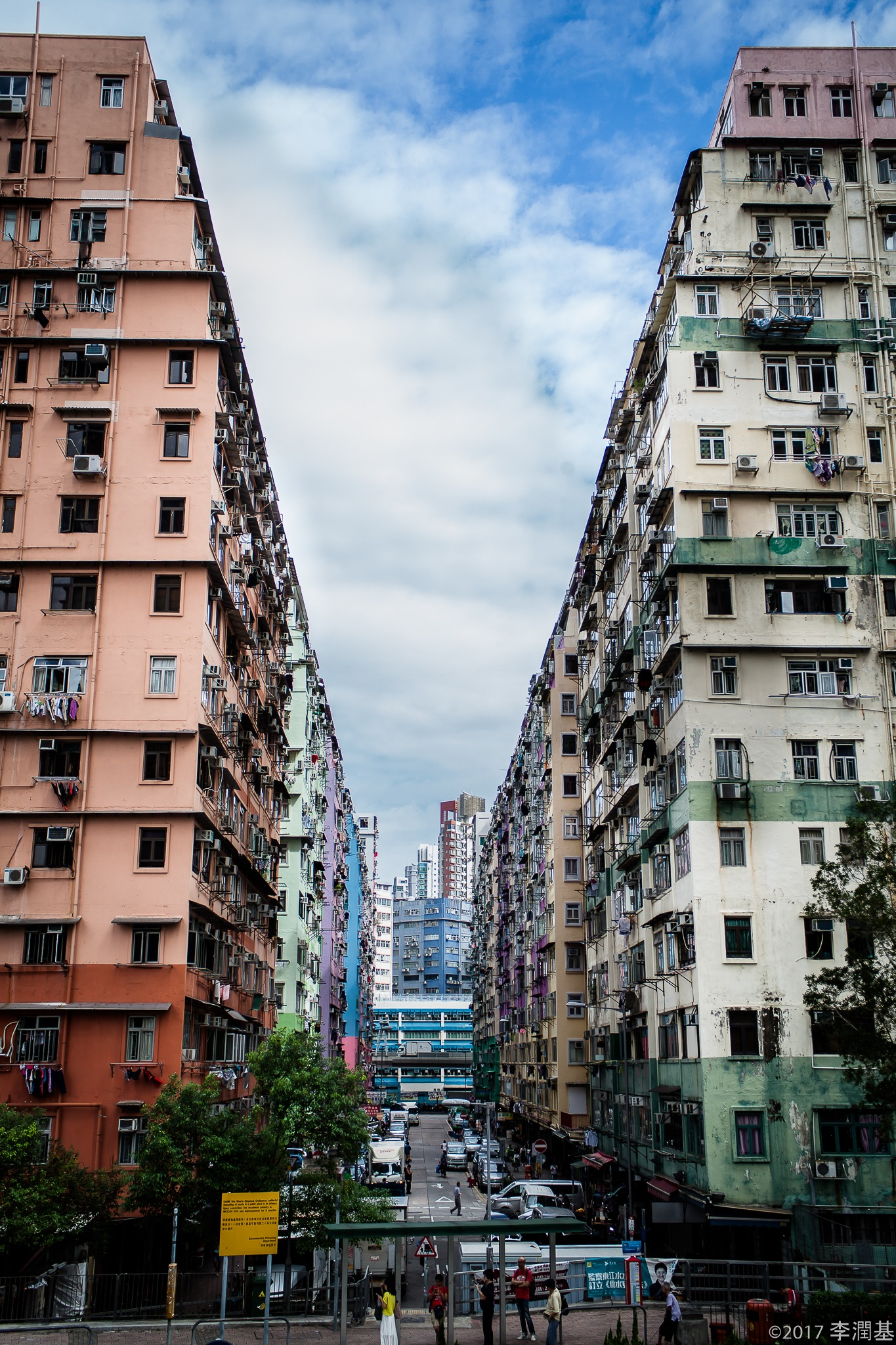 Hong Kong Street by yunkilee