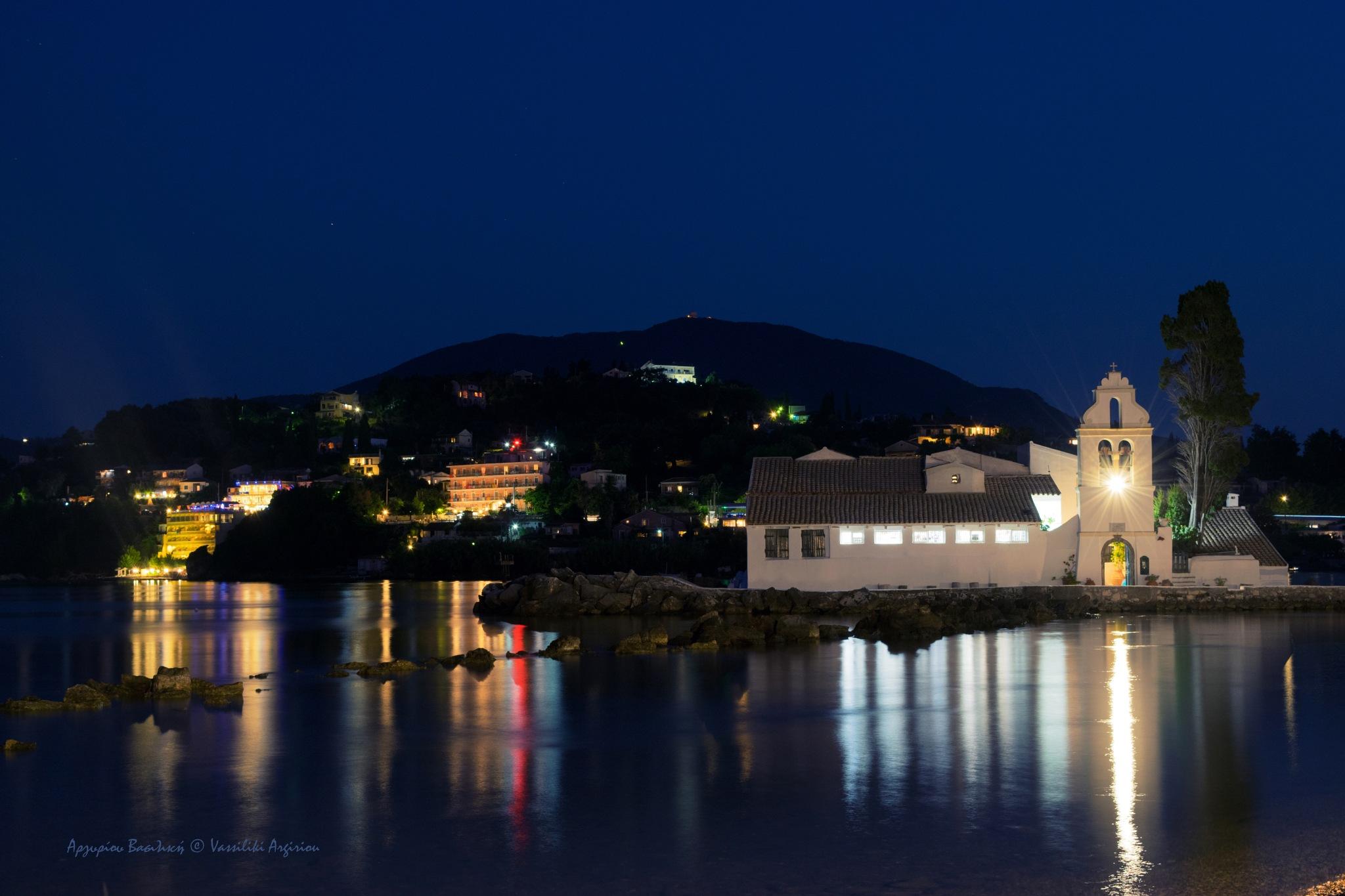Corfu by Argiriou Vassiliki