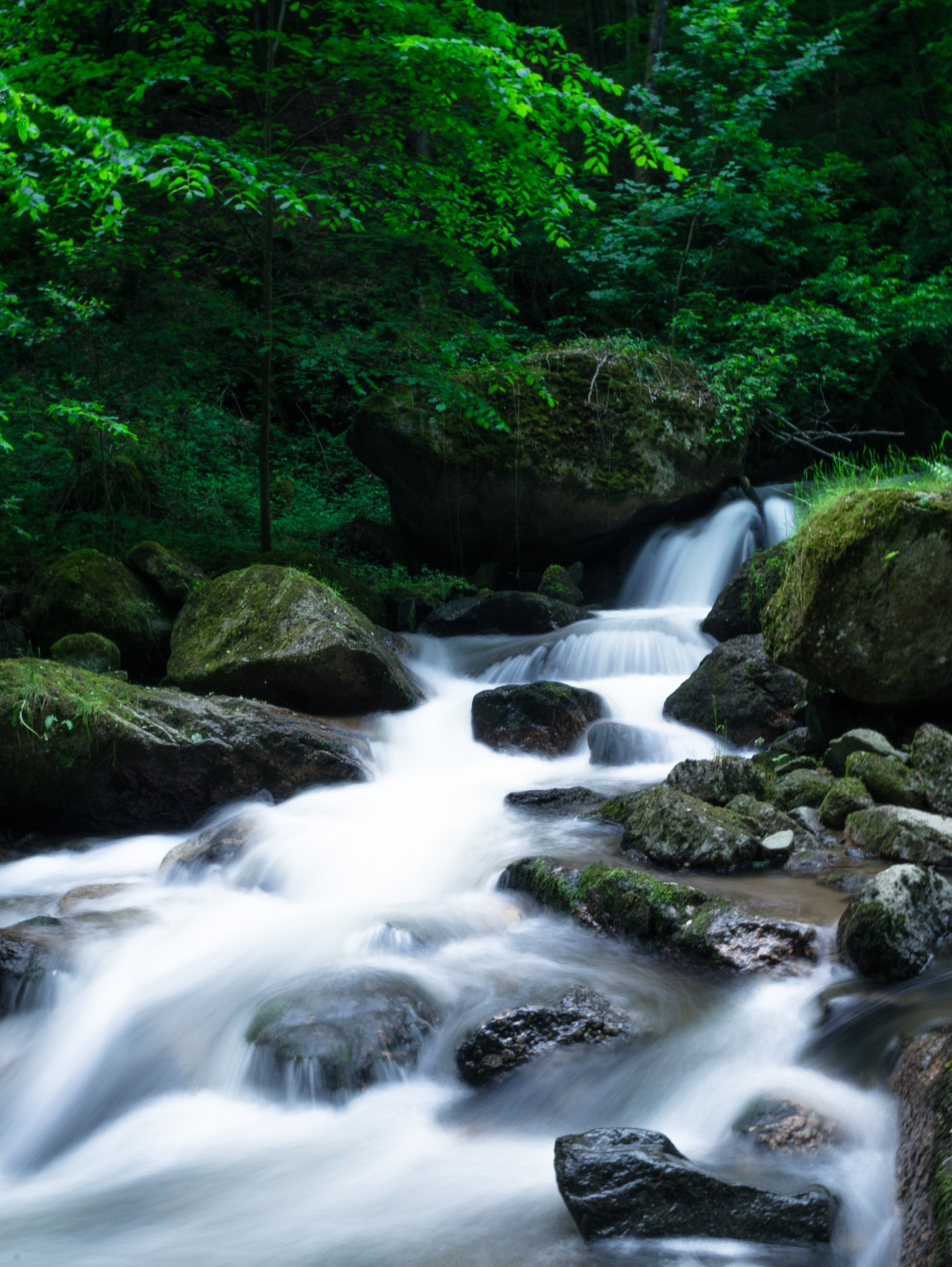 Waterfall by AK Photography