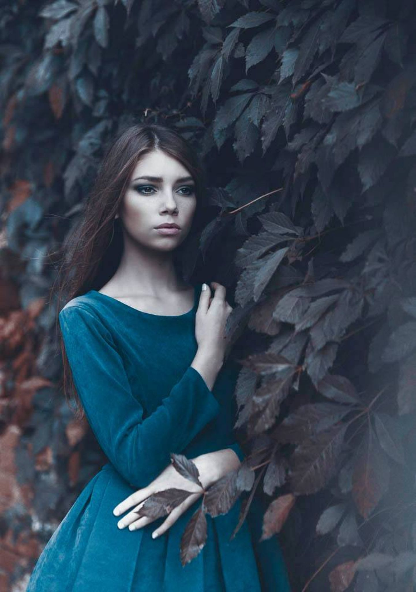 Untitled by Anna Grabowska Make up Artist