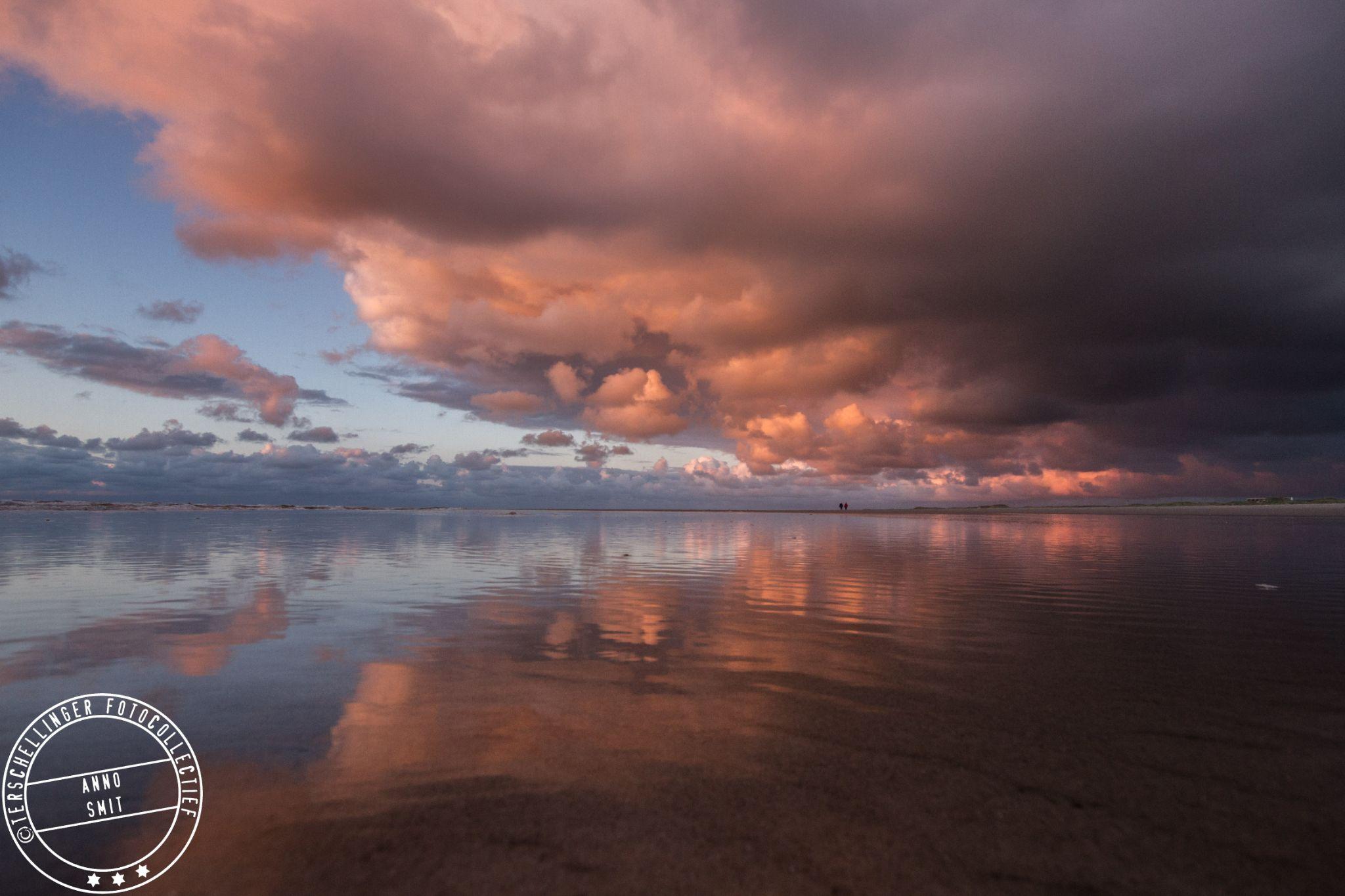 sunset @ Terschelling by smitjets