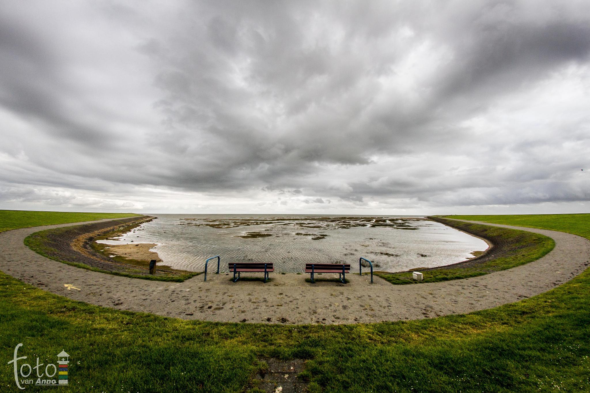 Storm @ Terschelling by smitjets