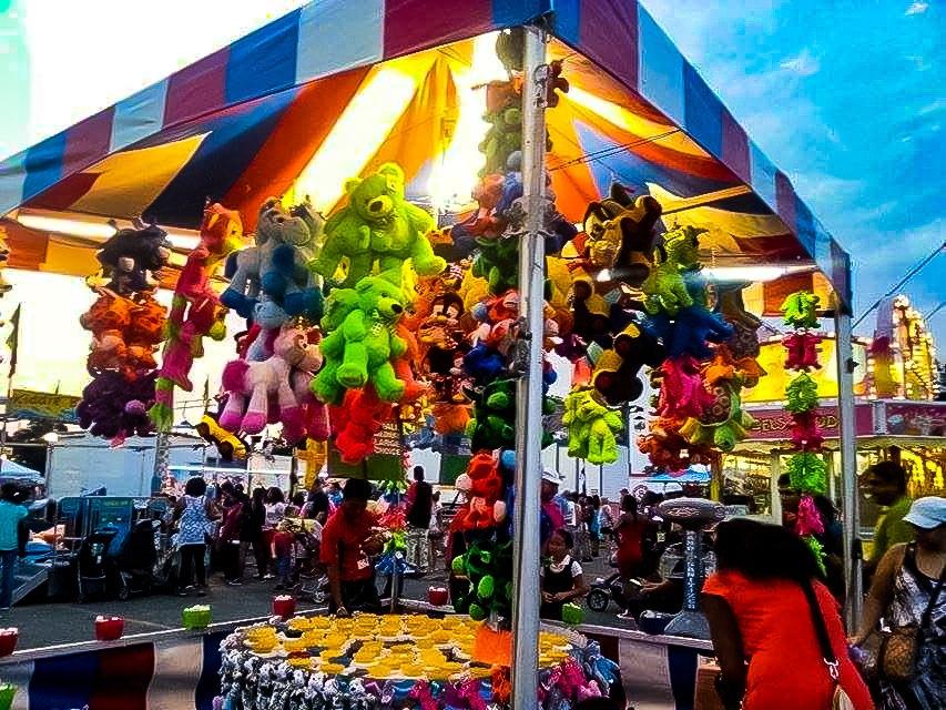 County Fair by Sneha Ghosh