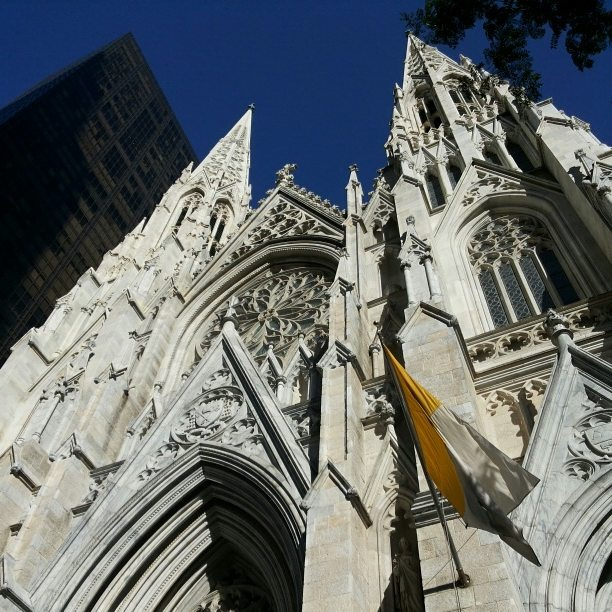 St. Patrick's Cathedral by Sneha Ghosh