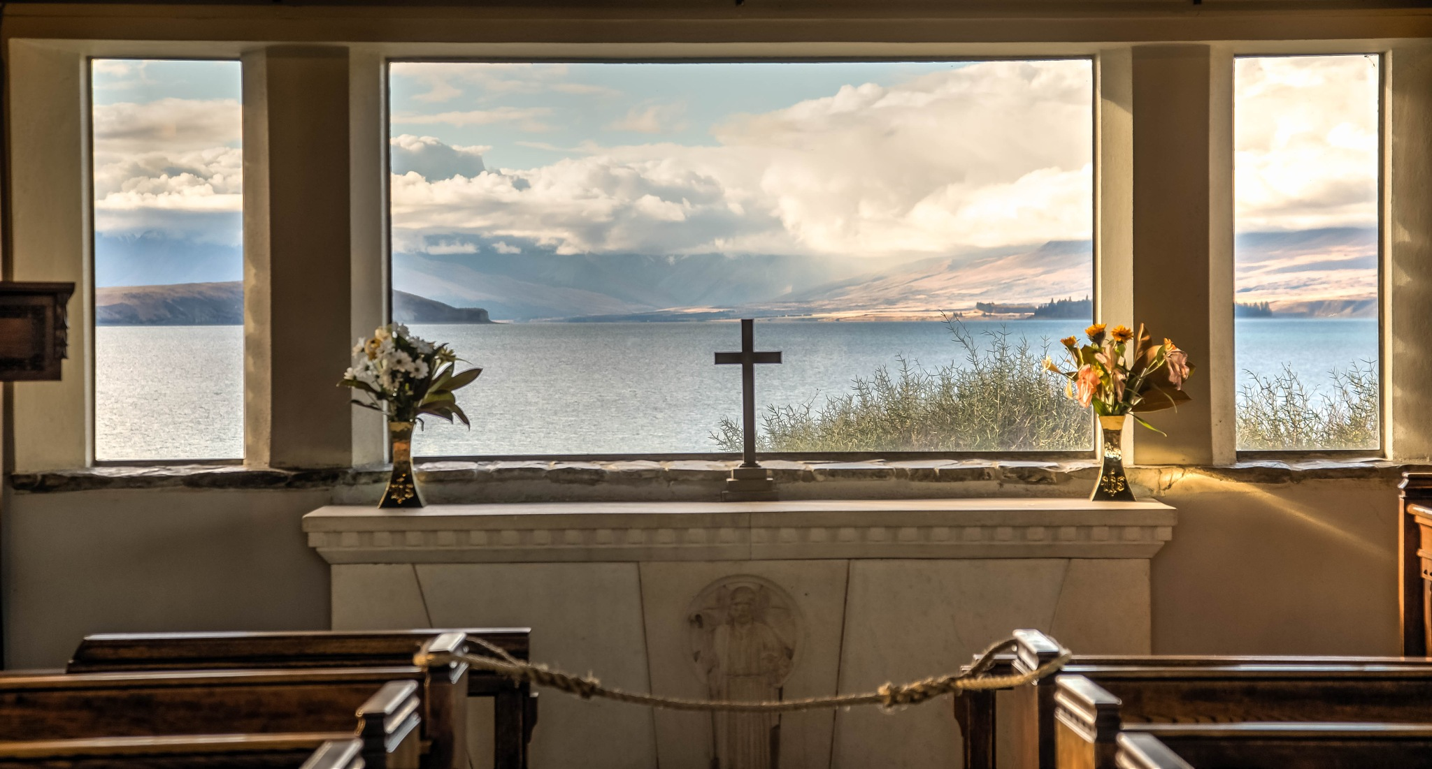 An Altar View by Tony Buckley Photography