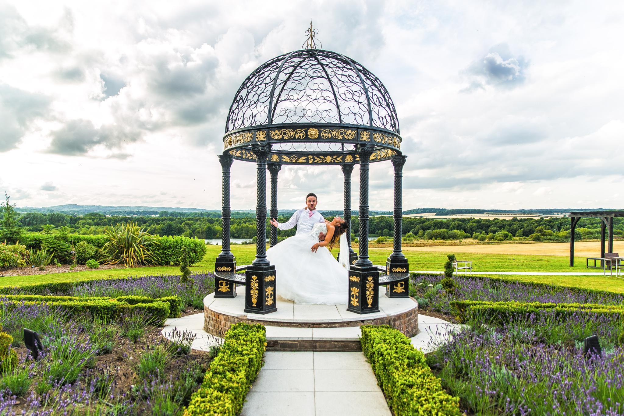 Goosedale UK Wedding by Paul Heathcote