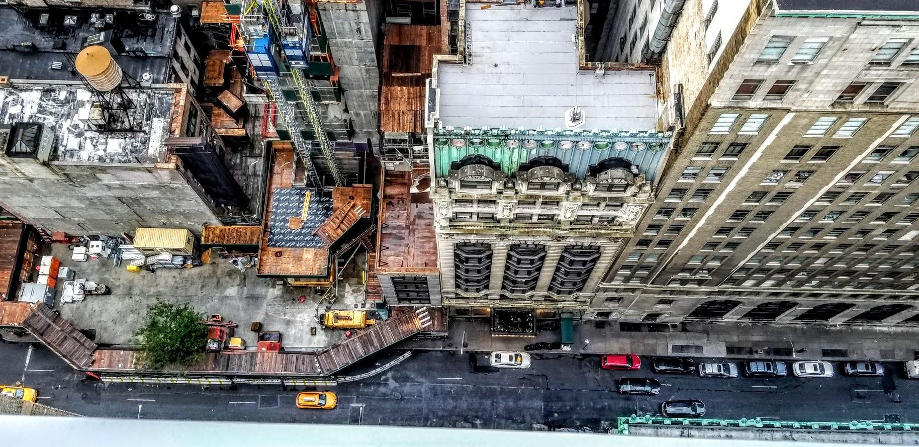 NYC Street View by Matthew Albertell