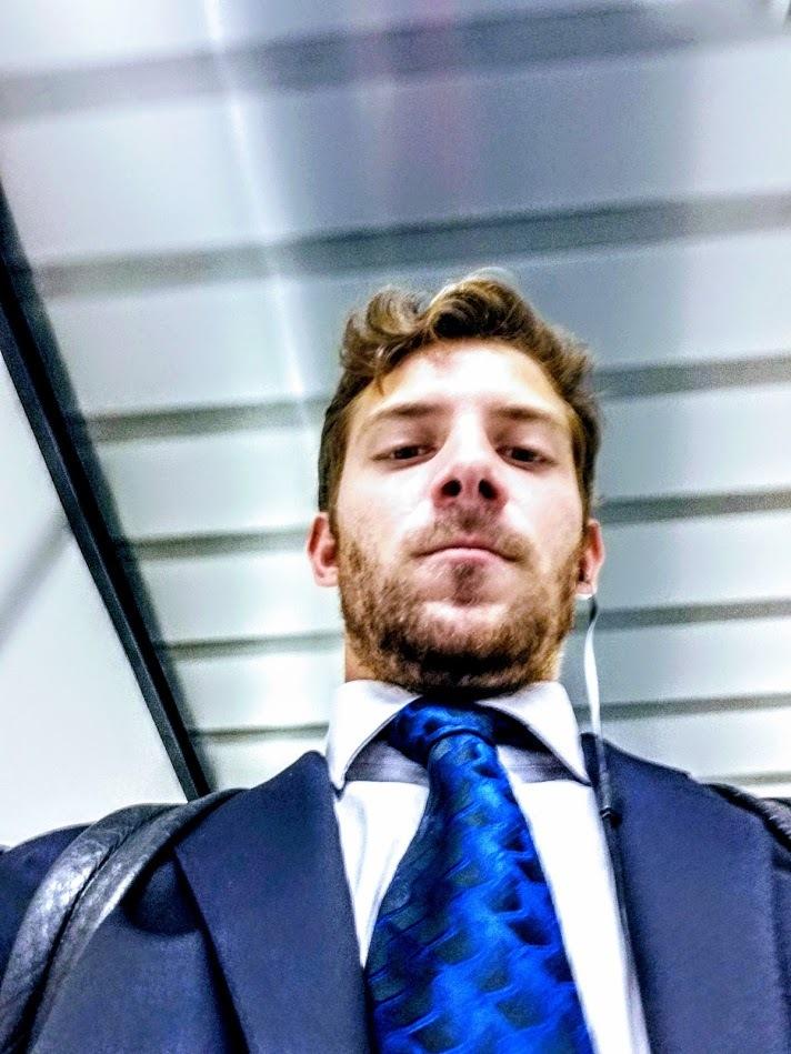 suit by Matthew Albertell