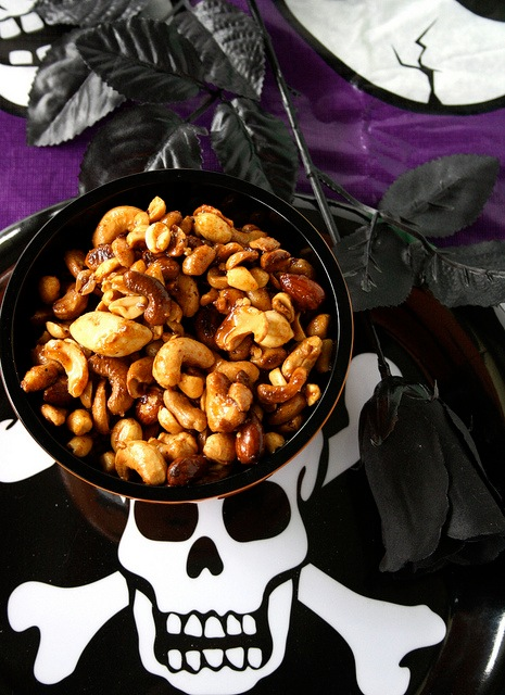Spicy Halloween Nuts From HELL!!! by Suzie Ridler