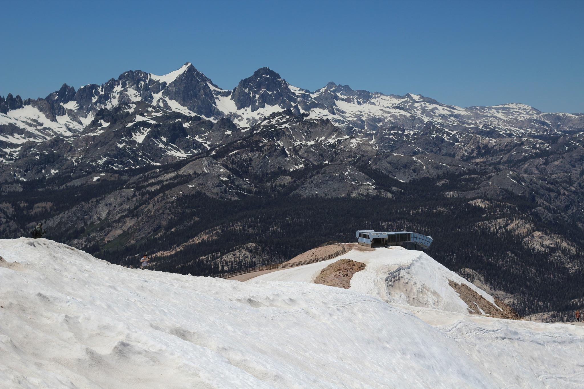 Mammoth Mountain II by TJ Barber