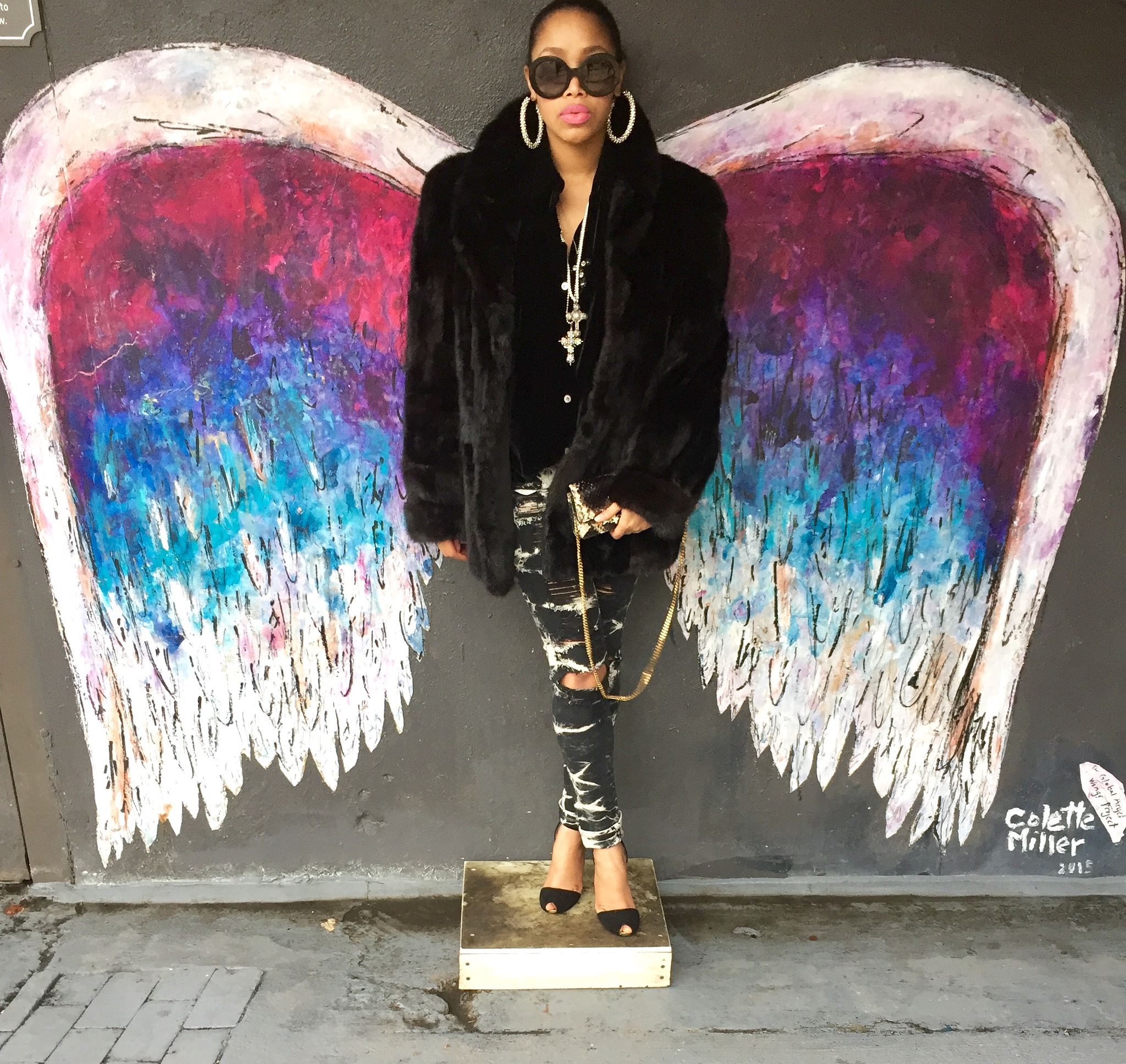Beauty Angle Wings  by Abby Love