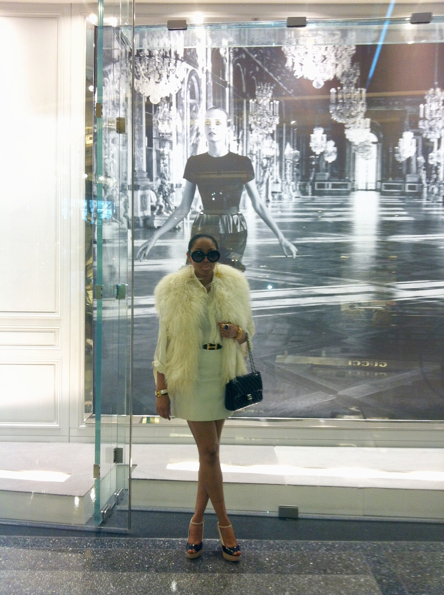 Coco Chanel  by Abby Love