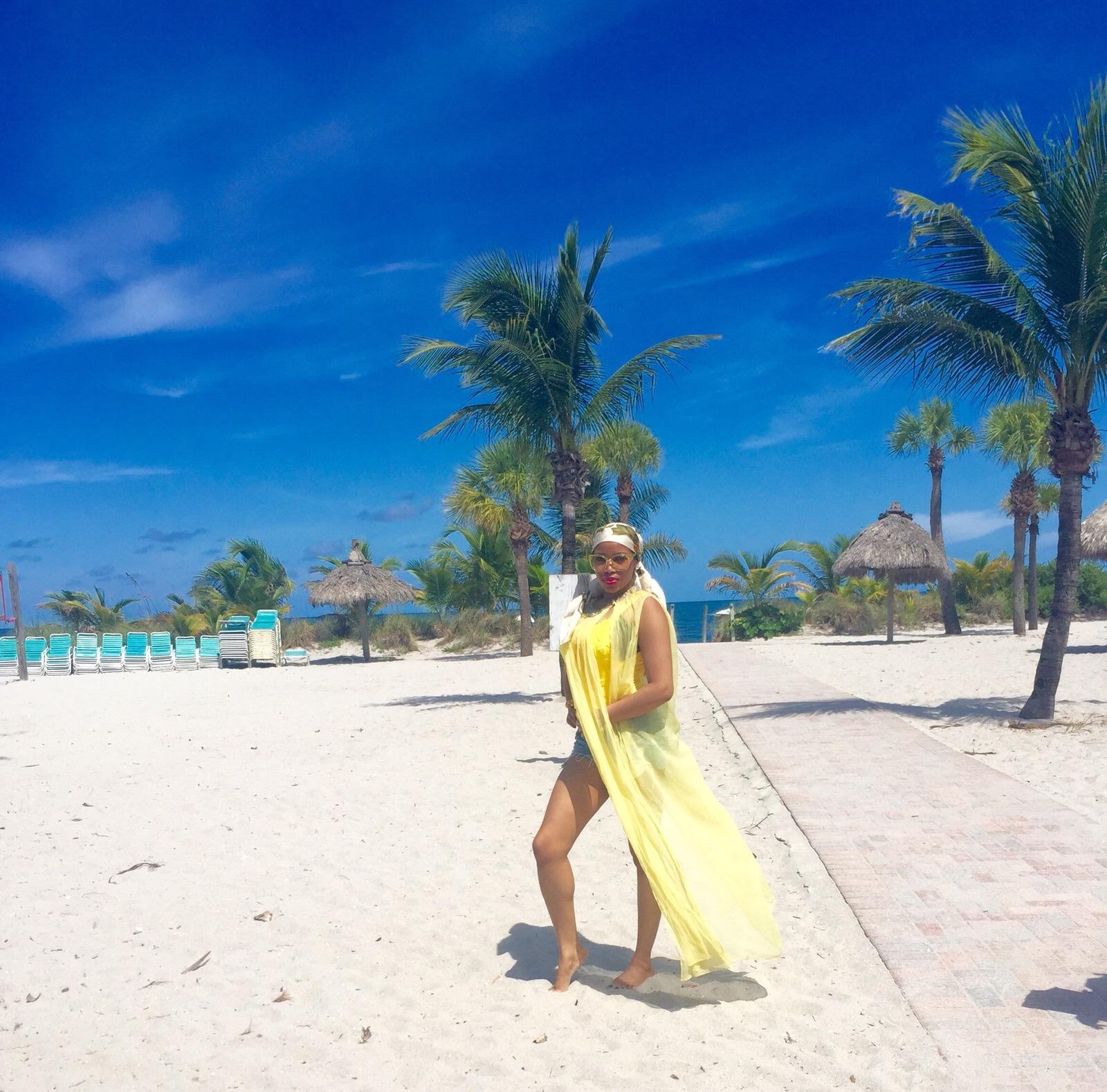 Island Paradise  by Abby Love