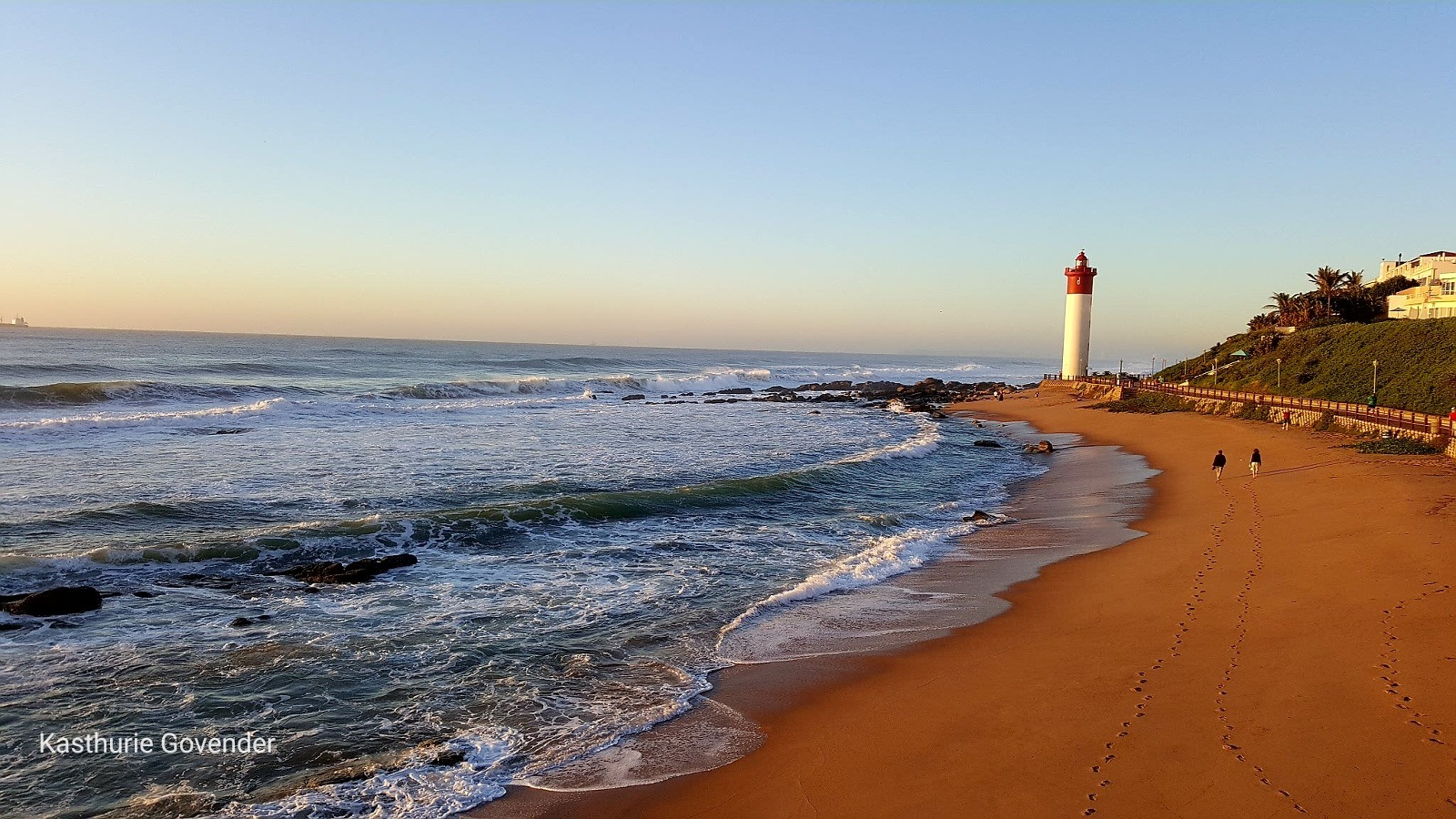 The Lighthouse by Kasthurie Govender