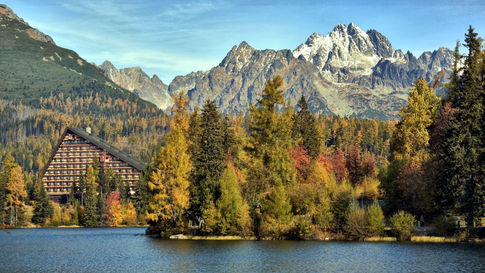 Patria, High Tatras, Slovakia by PHOTOdistrict