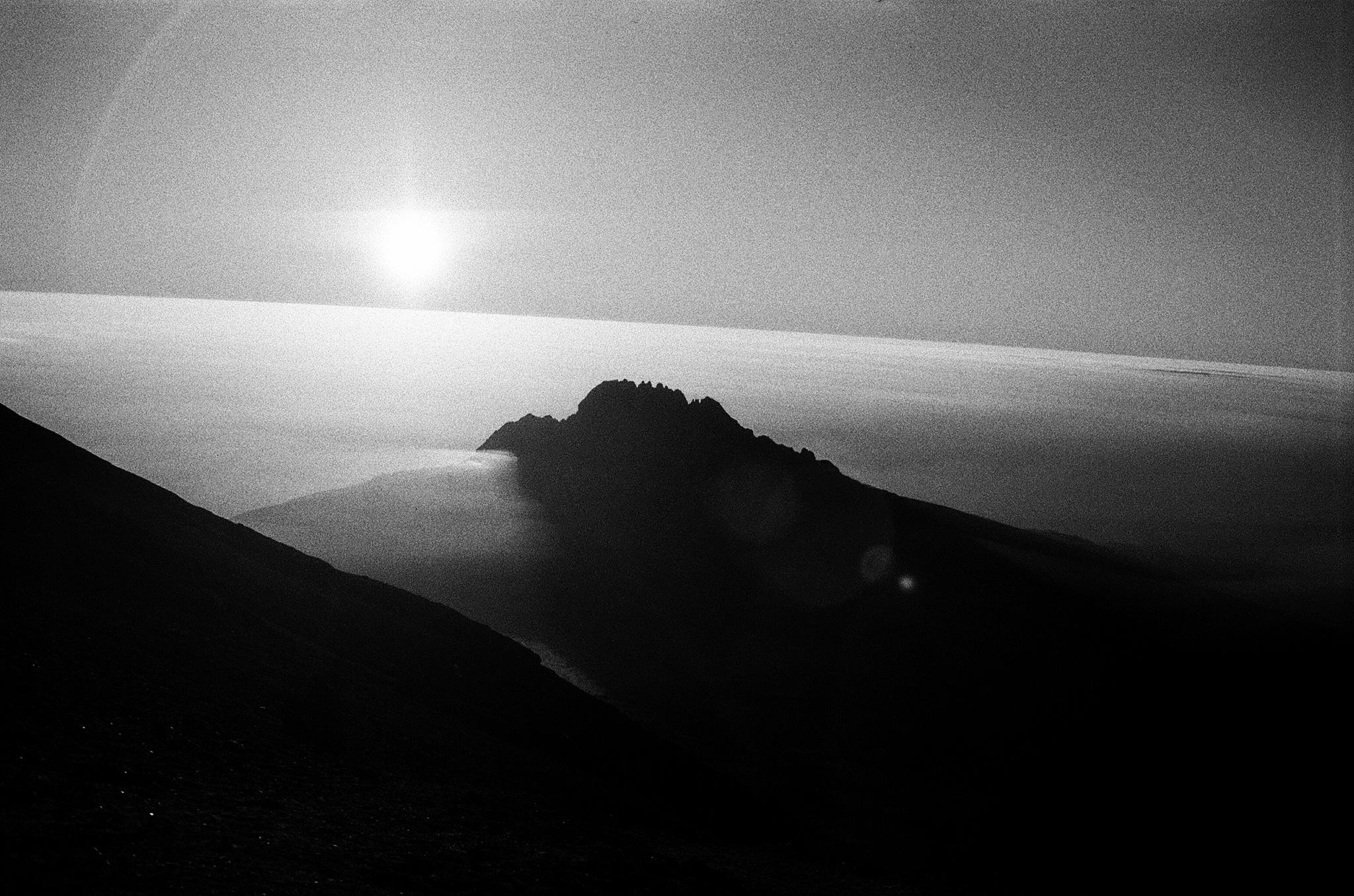 Sunrise from the top of Mt Kilimanjaro. by zuzanapauko
