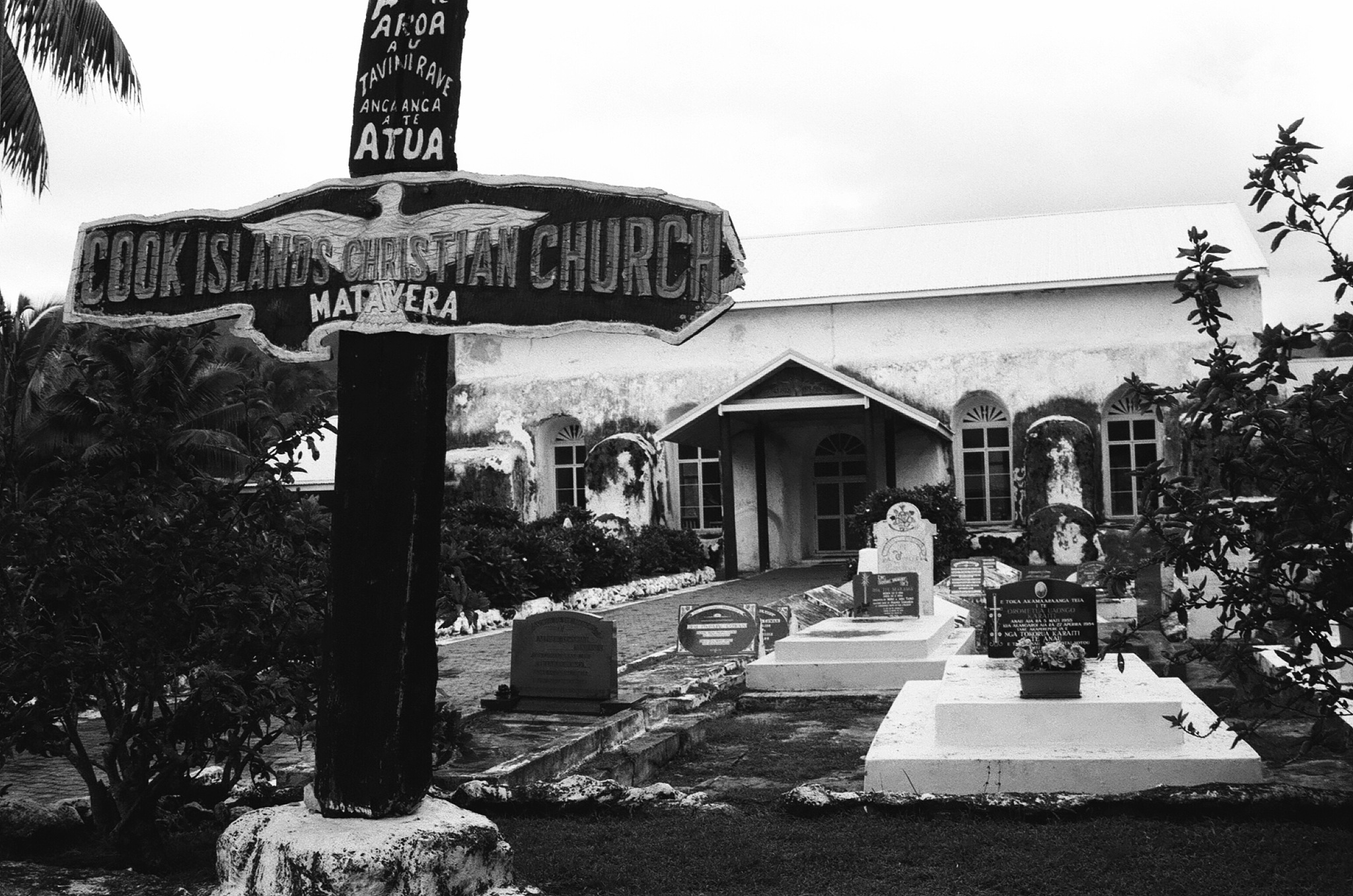 Churches of Polynesia by zuzanapauko
