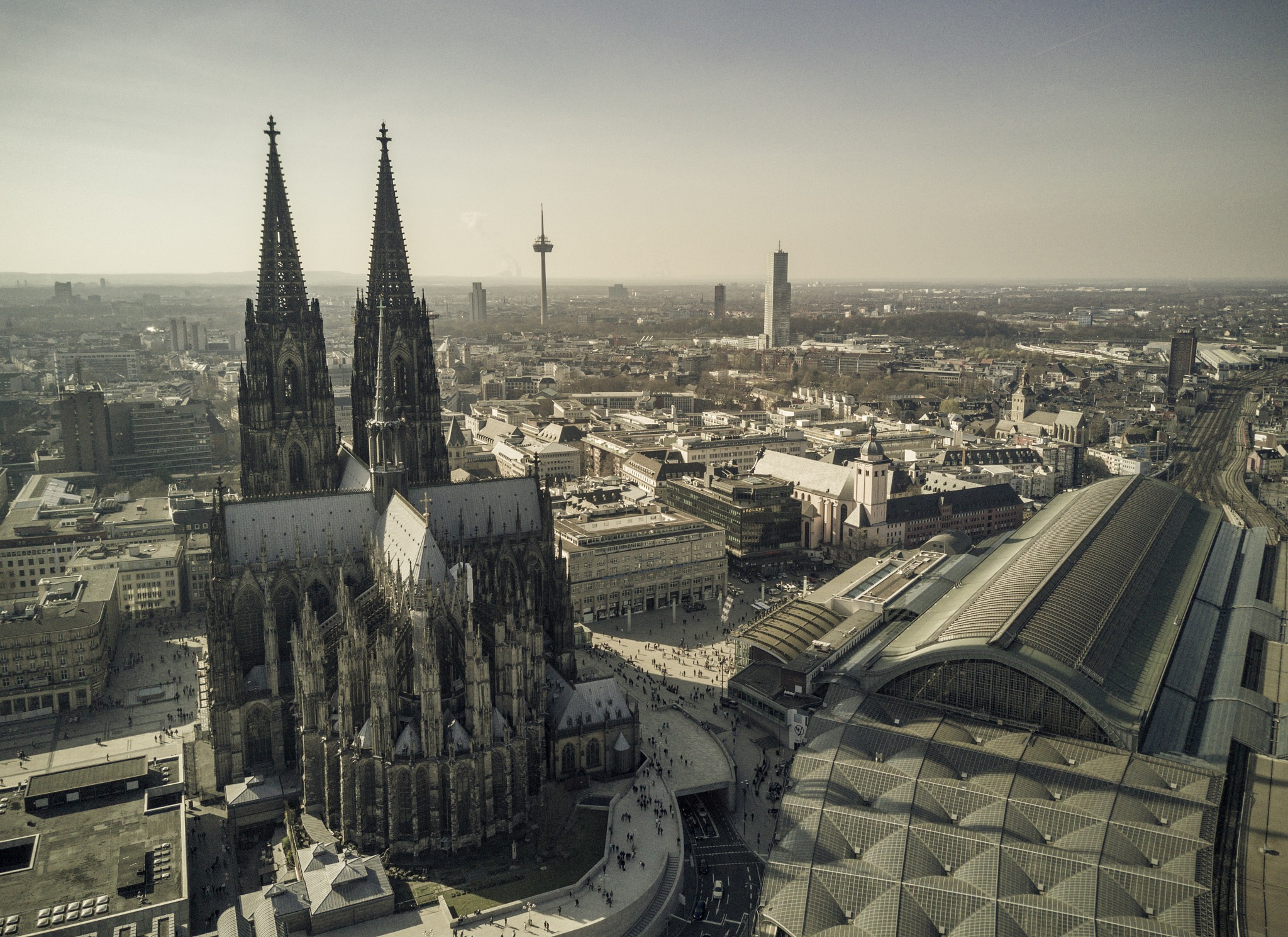 Koln Cologne Cathedral by rytiss50