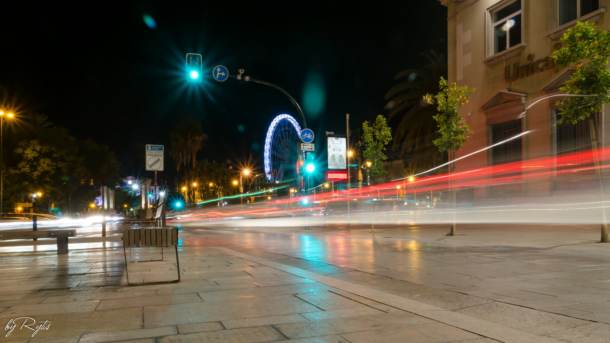 Malaga by rytiss50