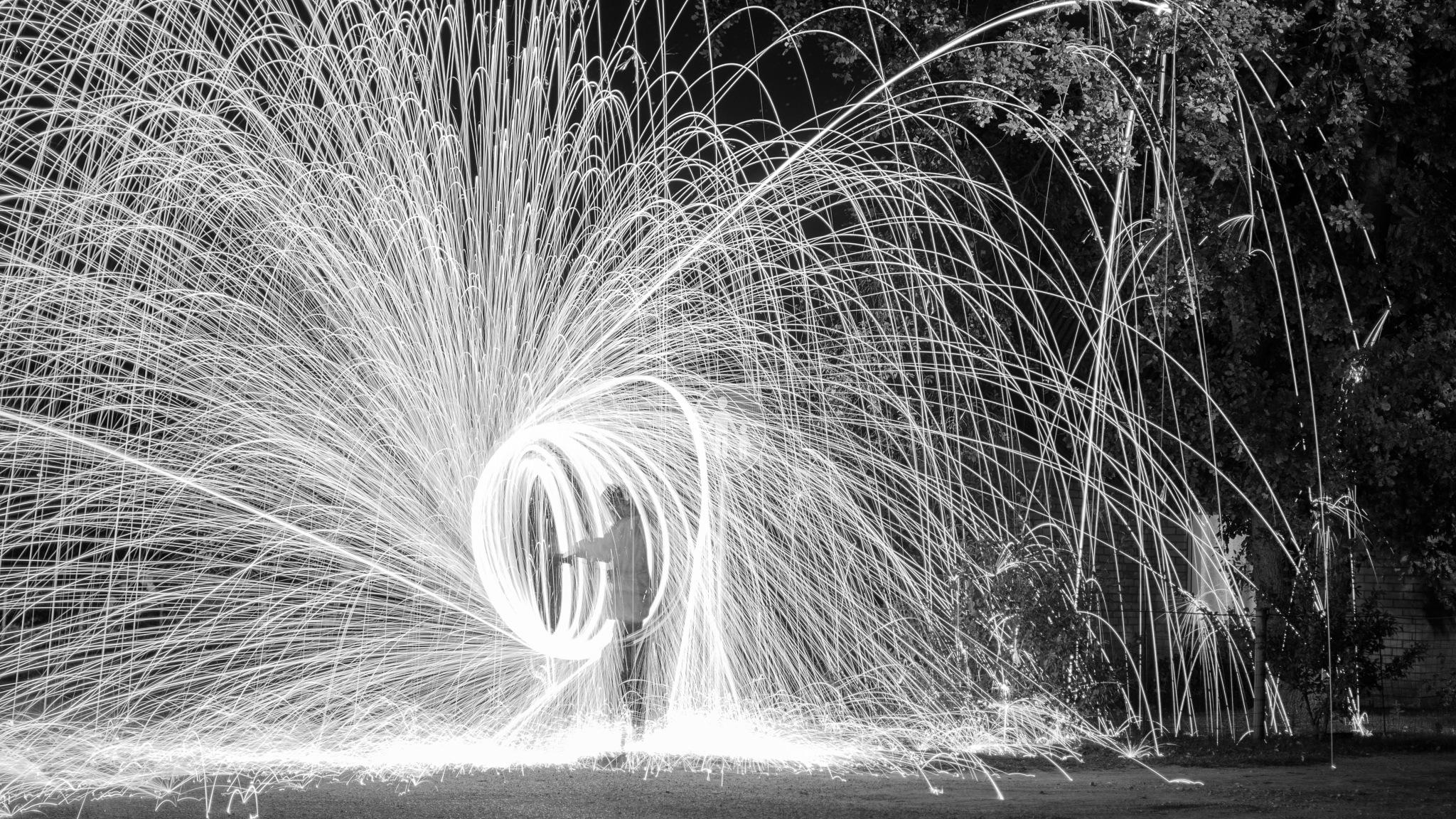 Steelwool long exposure by rytiss50