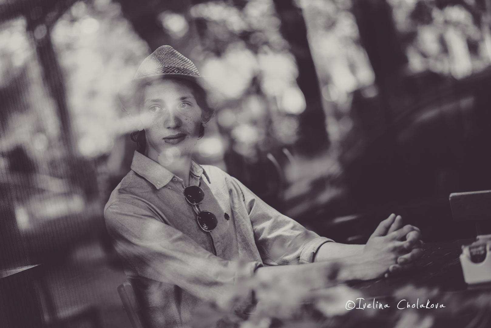 Stranger by Ivelina Cholakova