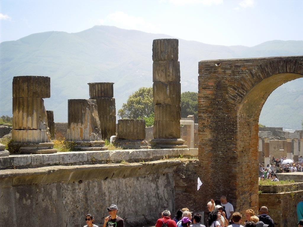 tempio di giove by stefano armellin