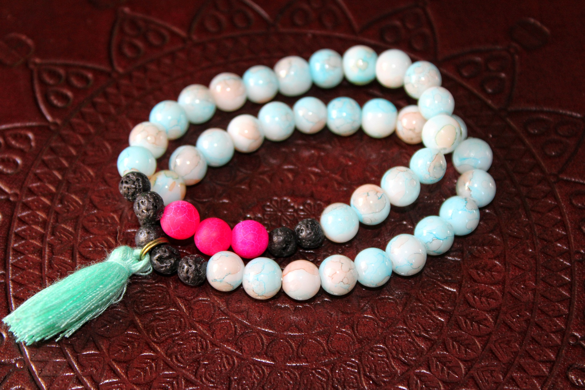 Diffuser bracelets by spiritualwakeofficial