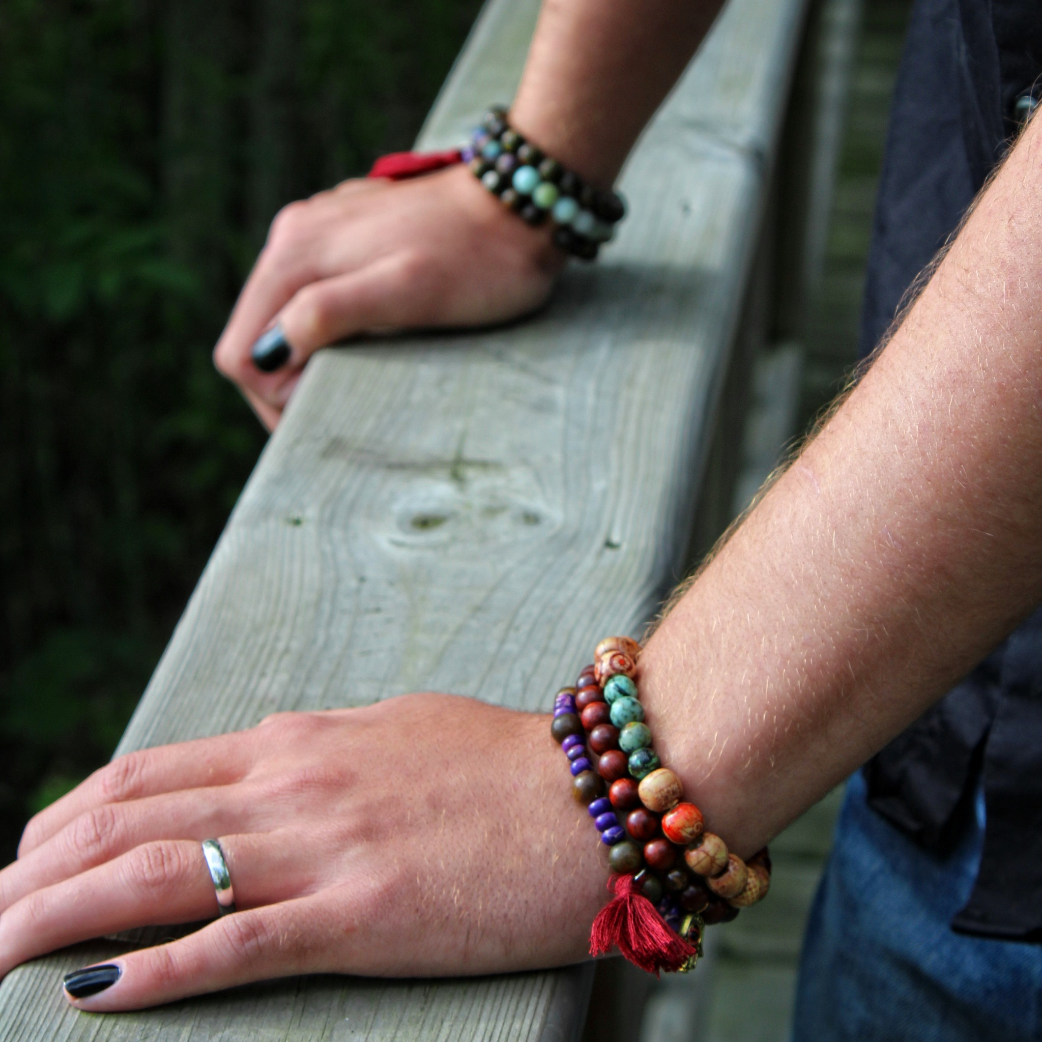 Yoga jewelry by spiritualwakeofficial