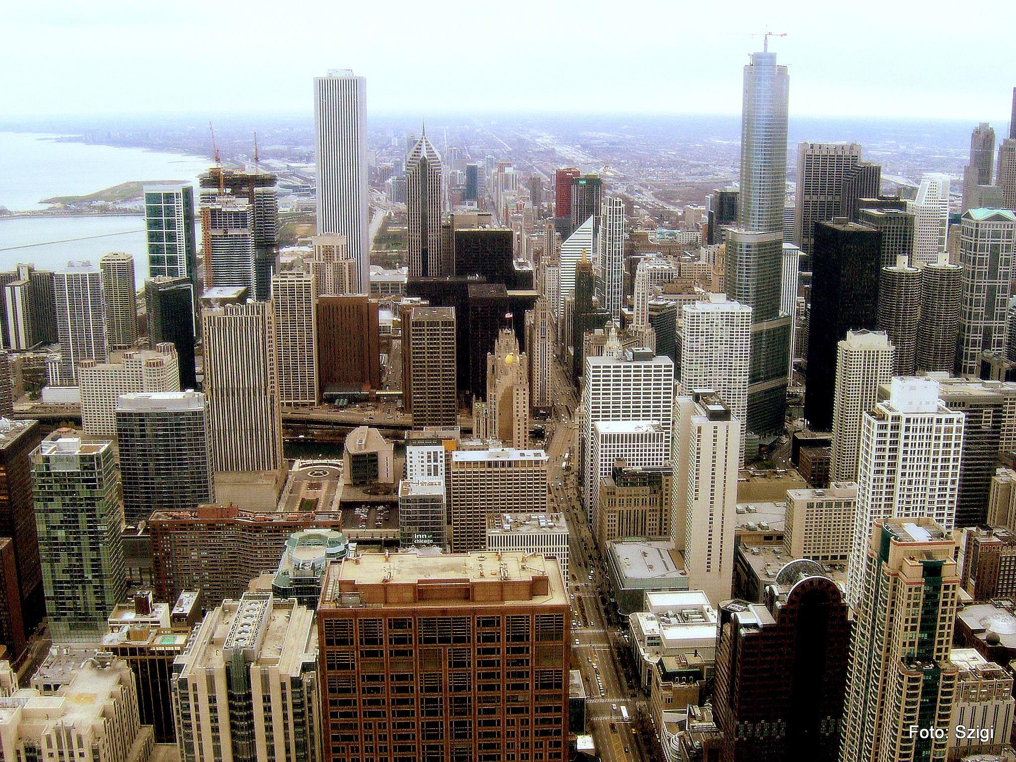 Chicago by Ildiko