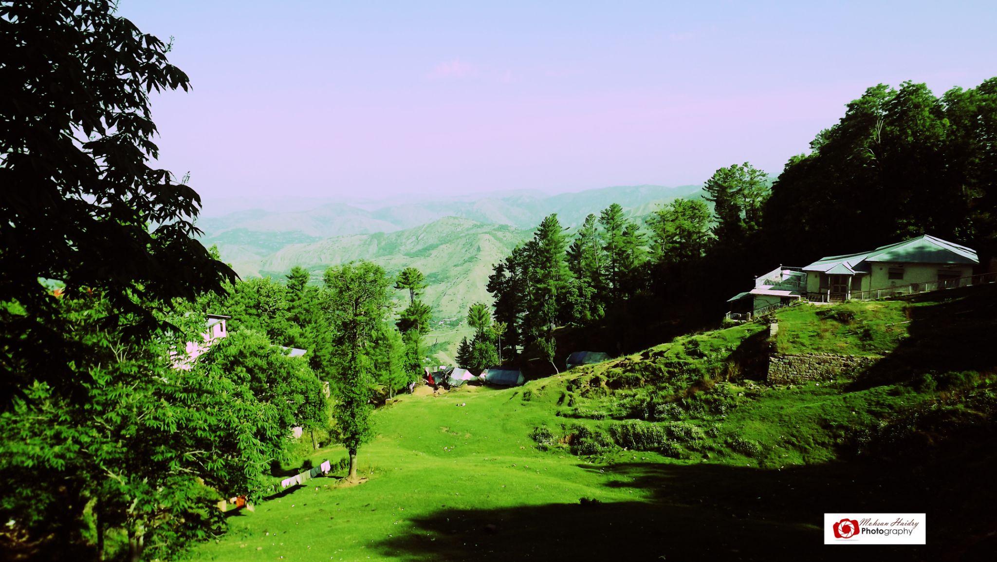 Muree Valley  by Mohsan Haidry