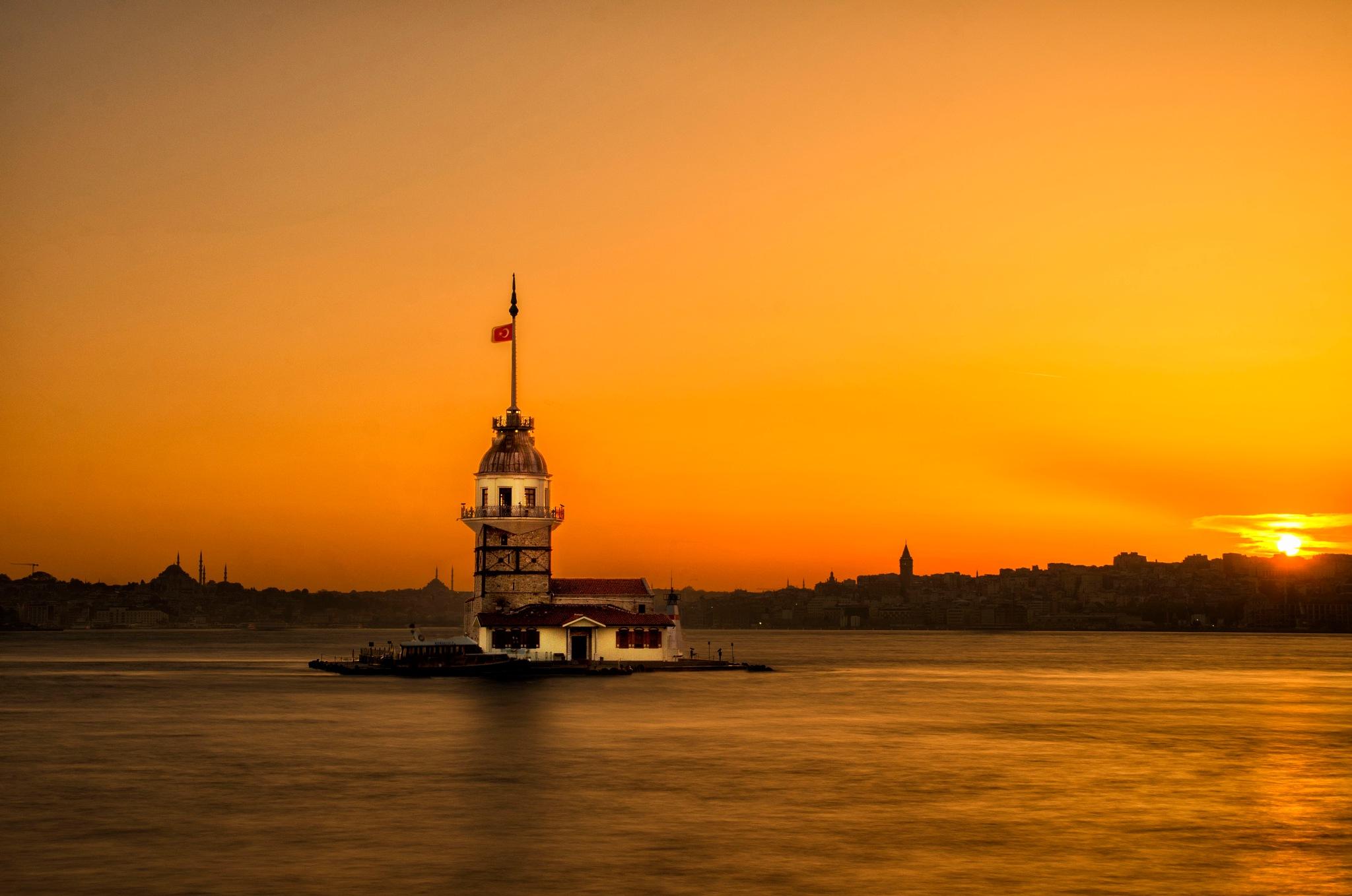 ISTANBUL by sskoksal