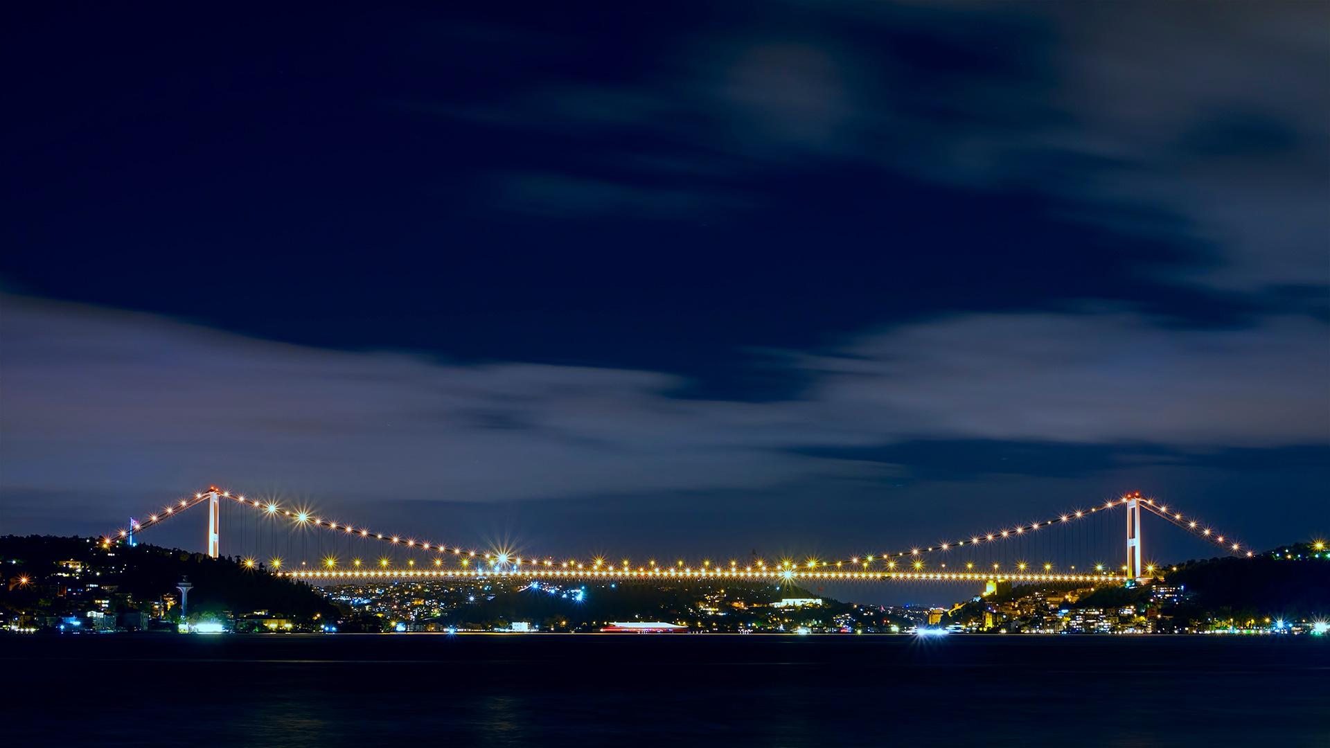 FSM Bridge in Istanbul by Ciddi Biri