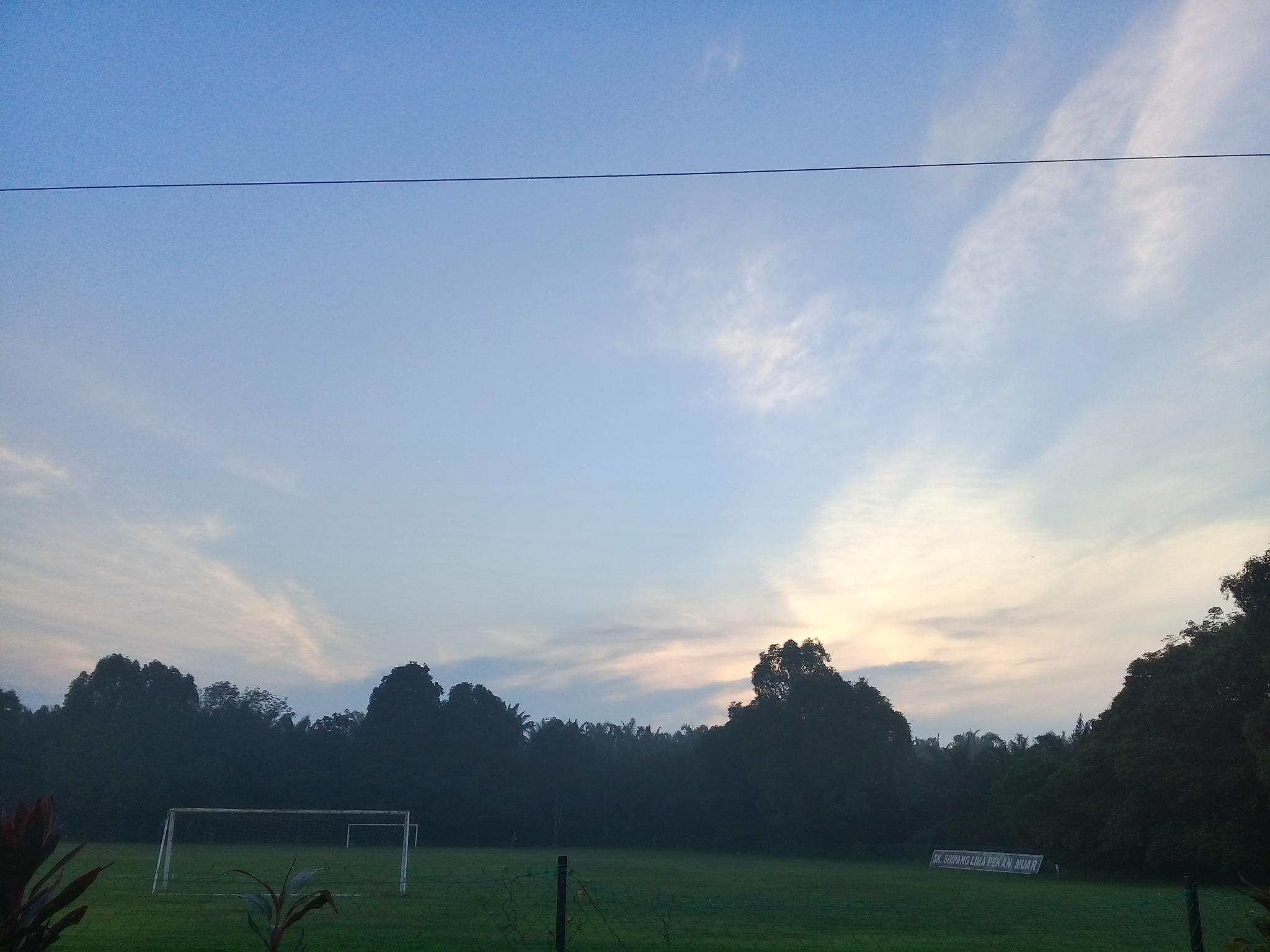 Hometown Sunrise by enmk26