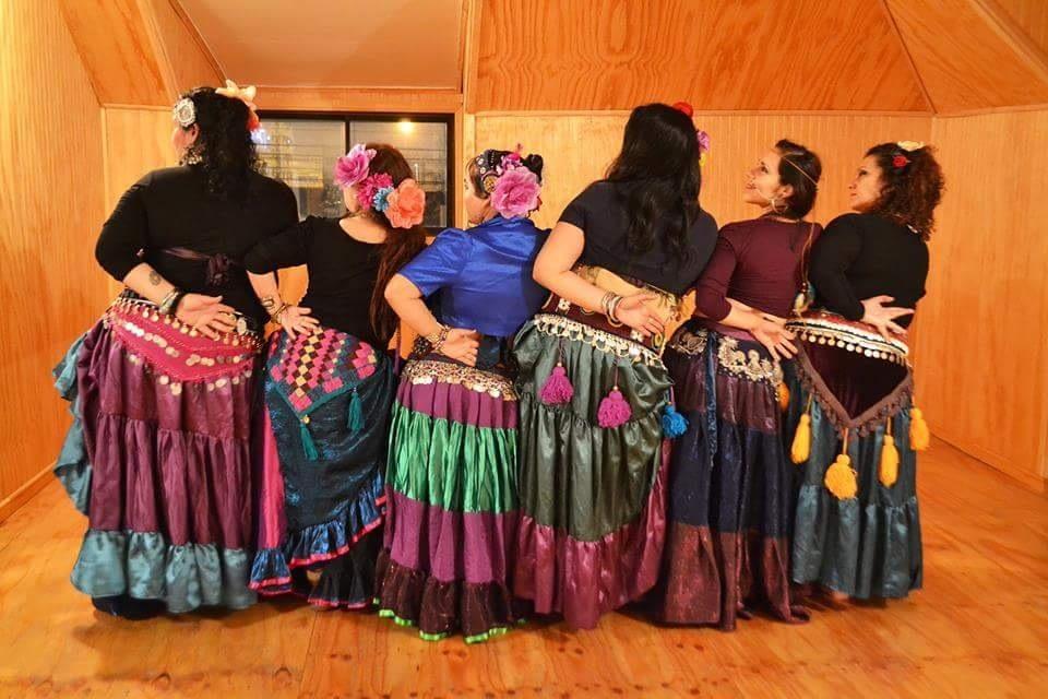 Tribaleras by Paulina Veliz