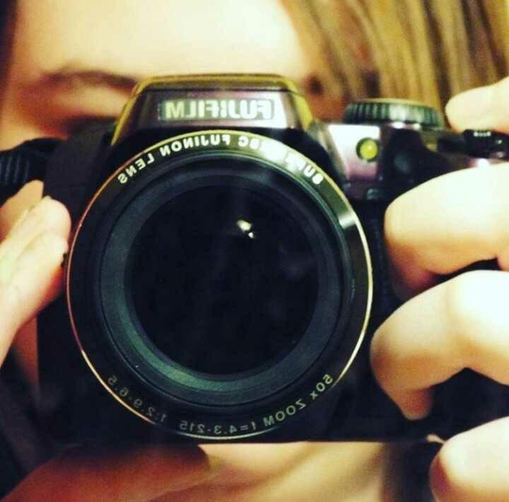 My Camera by Bailey Krueger
