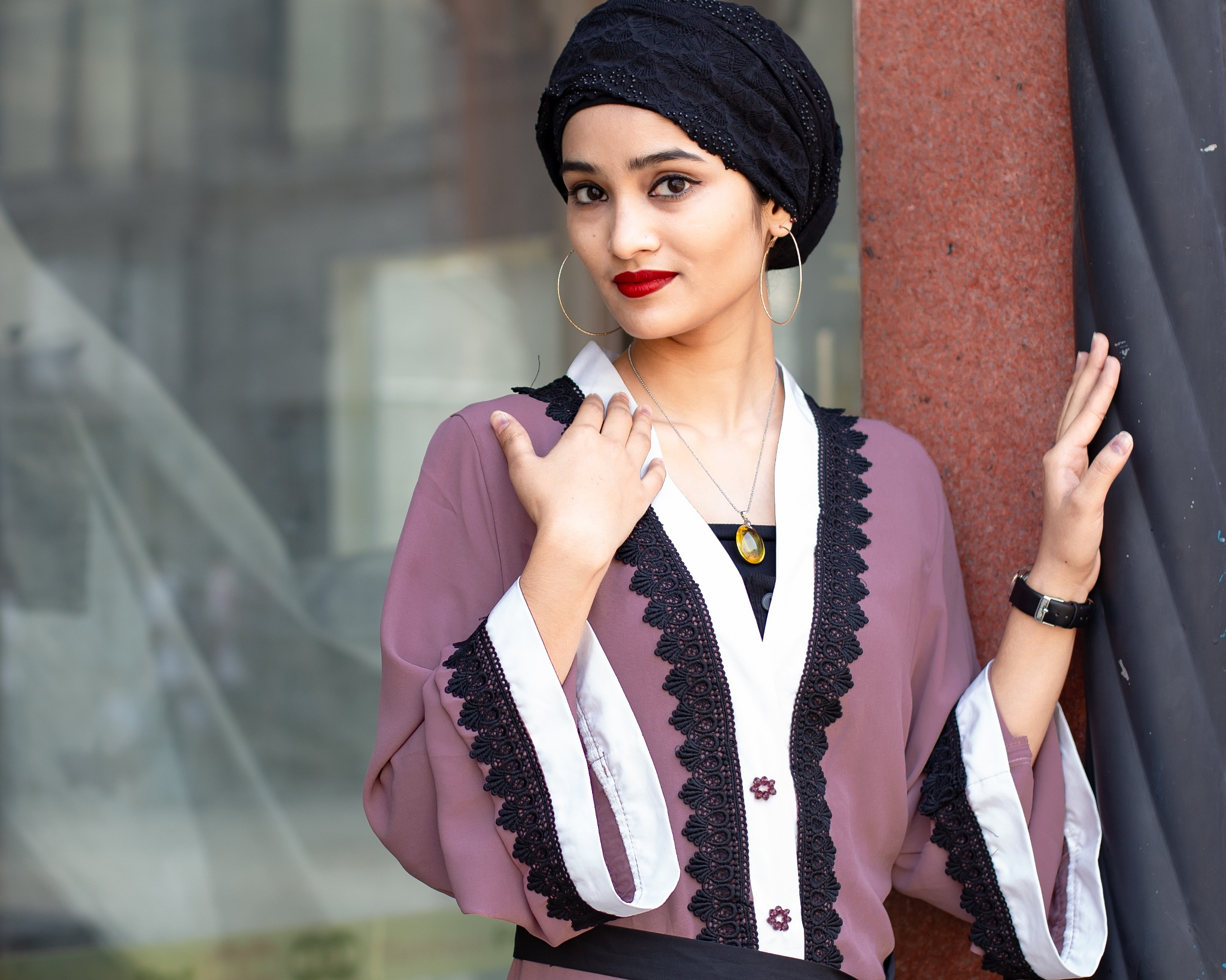 Photo in Fashion #girl #streetlife #fashion #lifestyle #beauty #indian #people #portrait