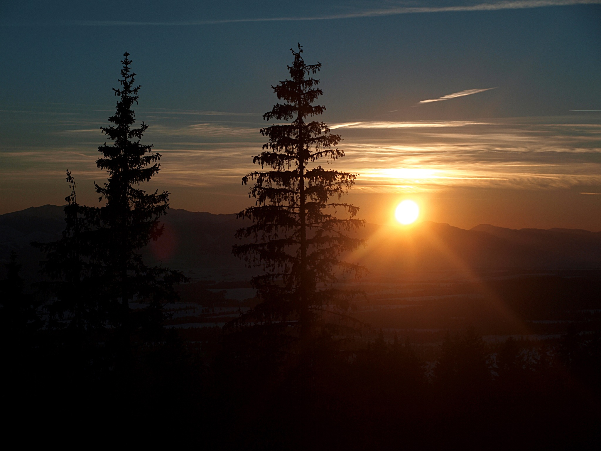 Sunset by Monika Swadowska