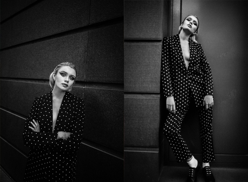 shoot in London by Claudia Thompson