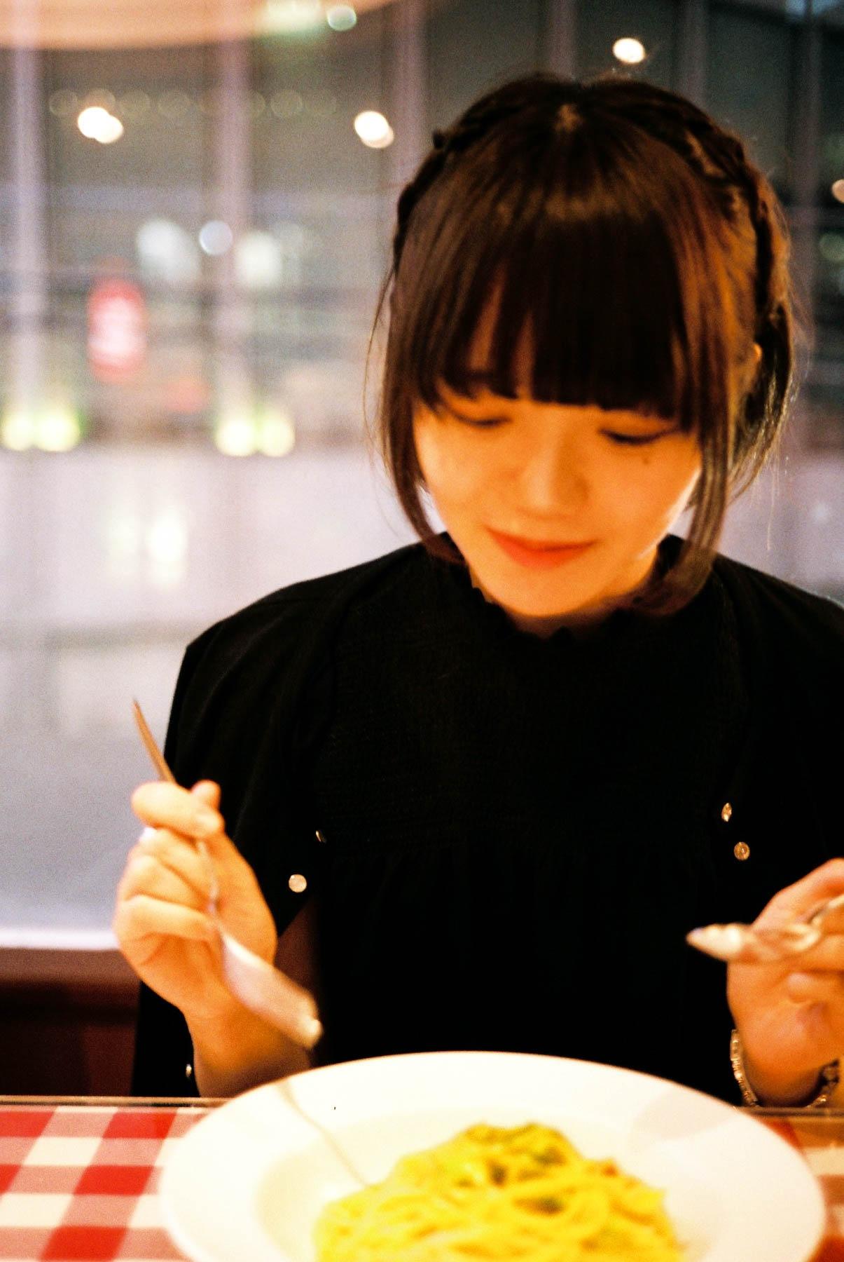 Eating by Nana Murata