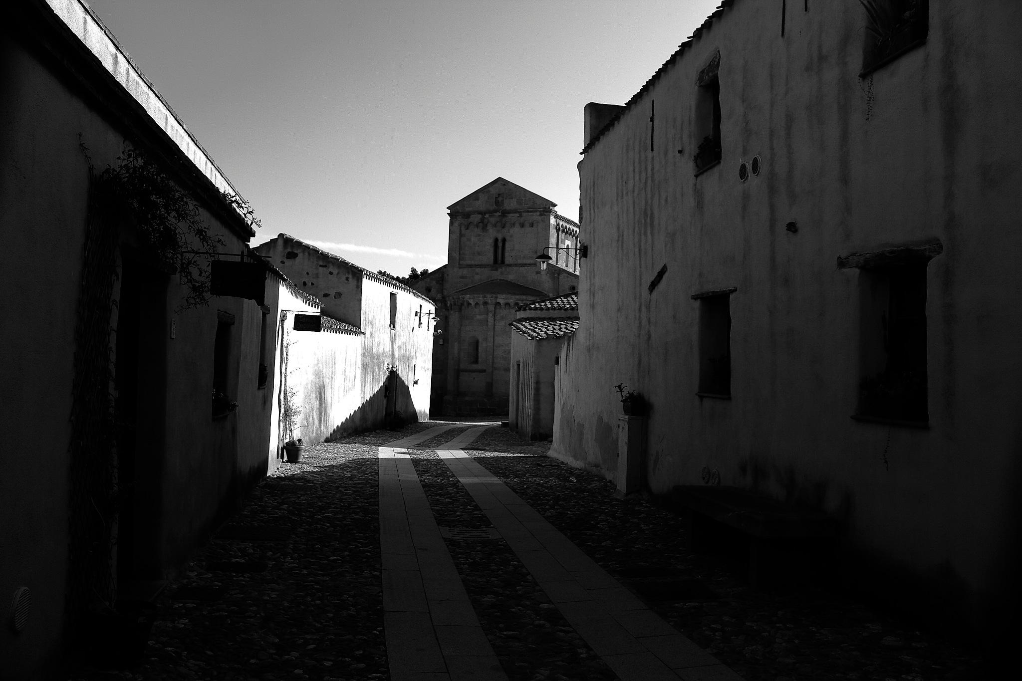 Antico borgo by Antonello Marceddu