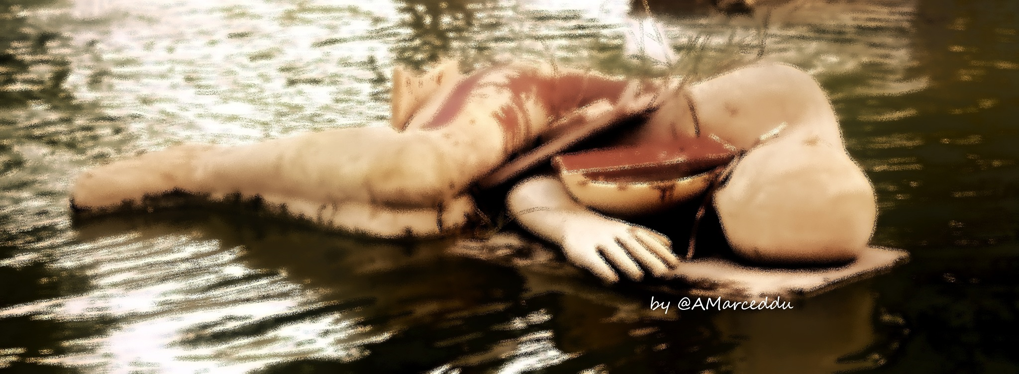 The dreamer by Antonello Marceddu