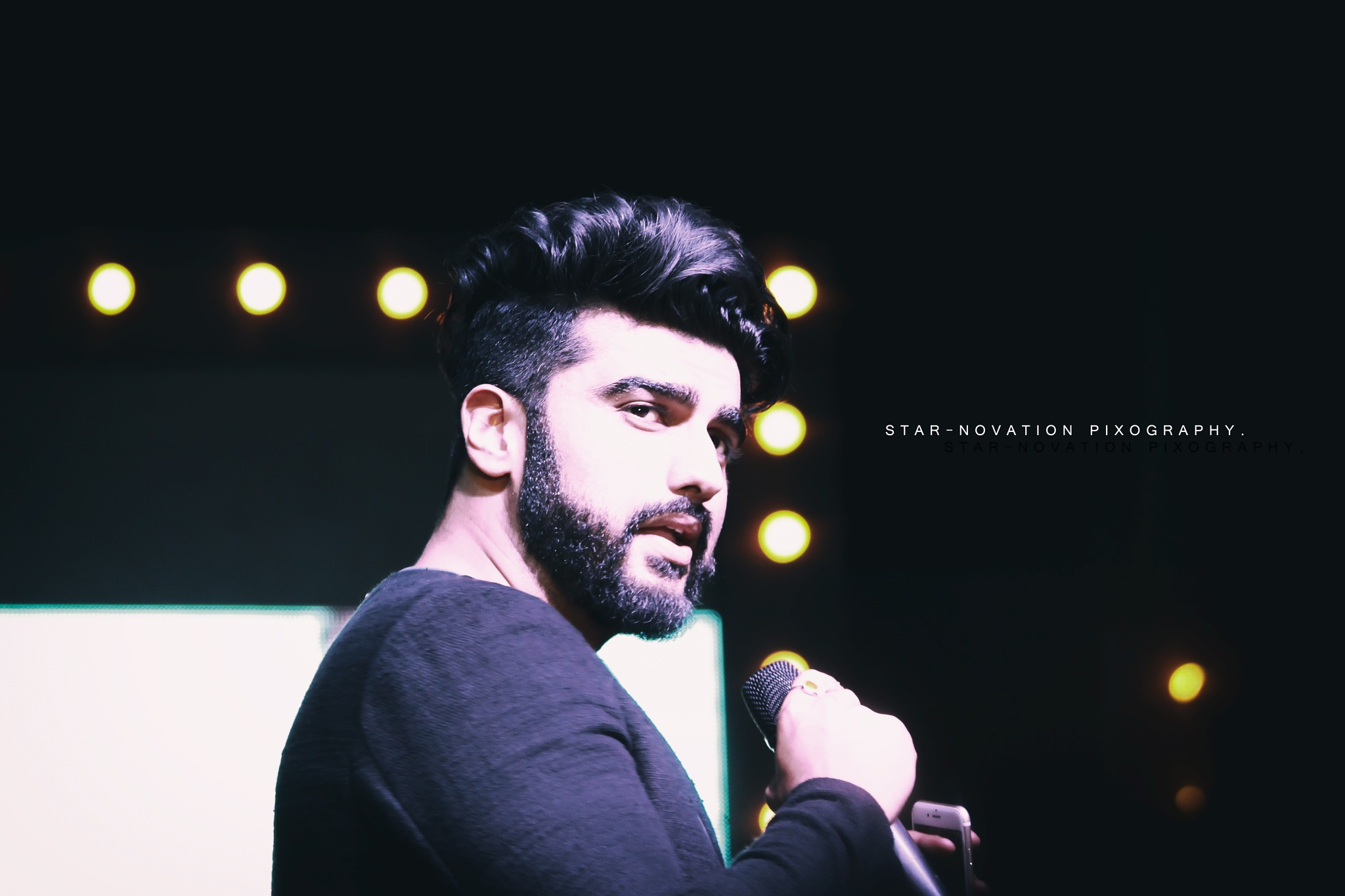 'Arjun Kapoor' for promotion of 'Half Girlfriend' by starnovationpixography