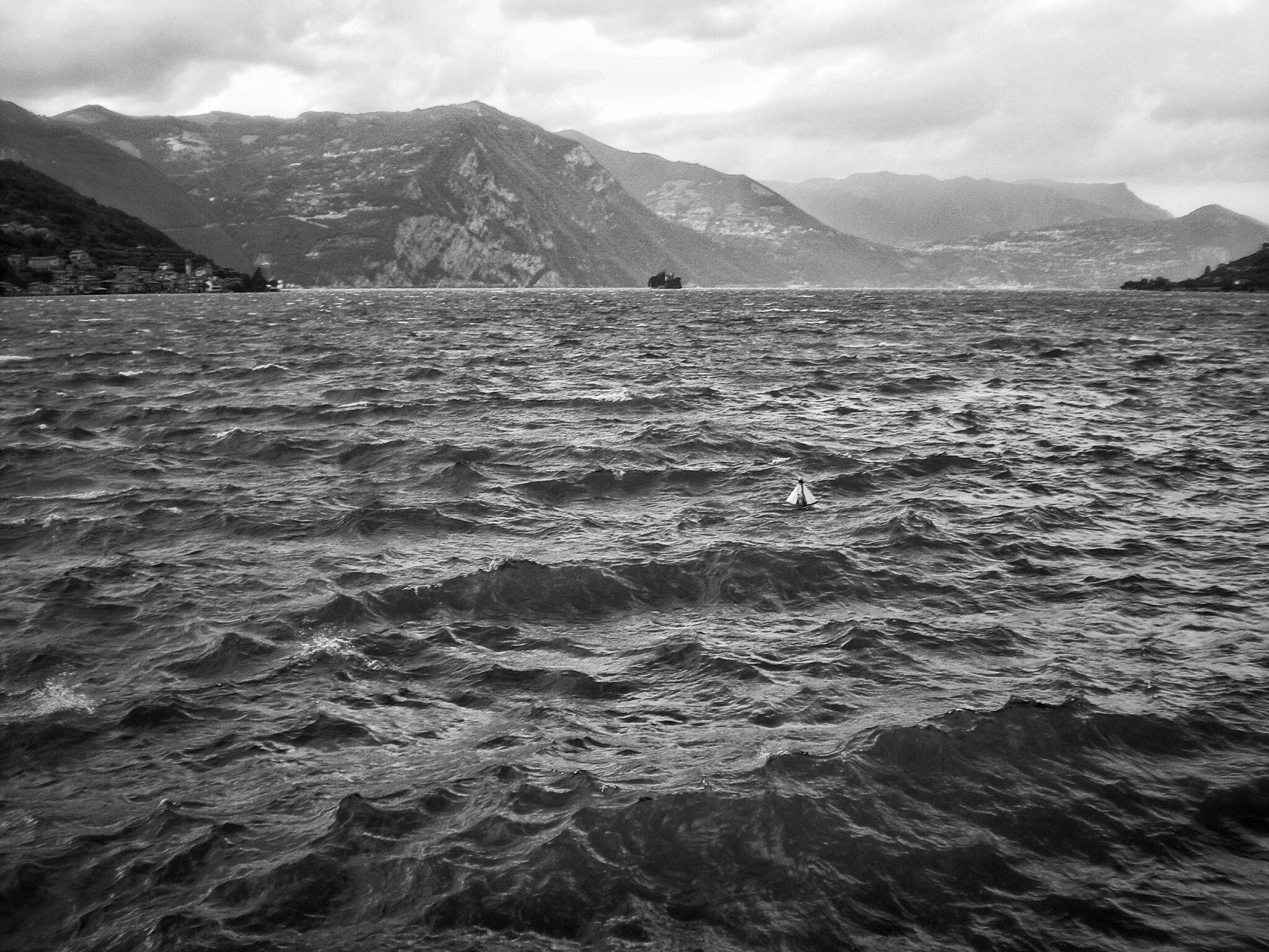 Iseo Lake, Italy (2008) by Federica O.