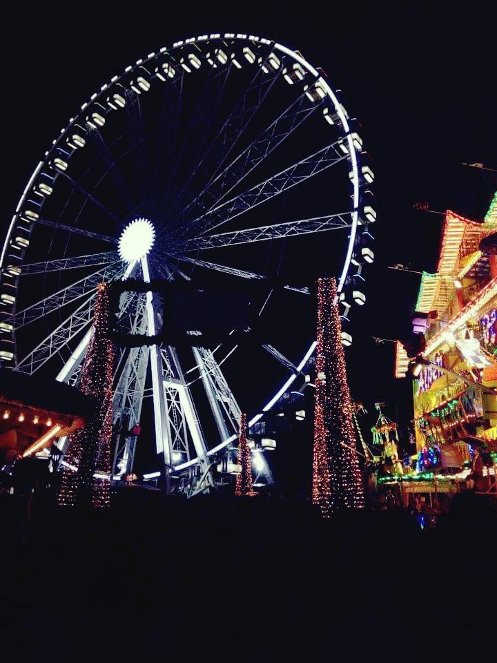Ferris wheel... by Stacey Jones
